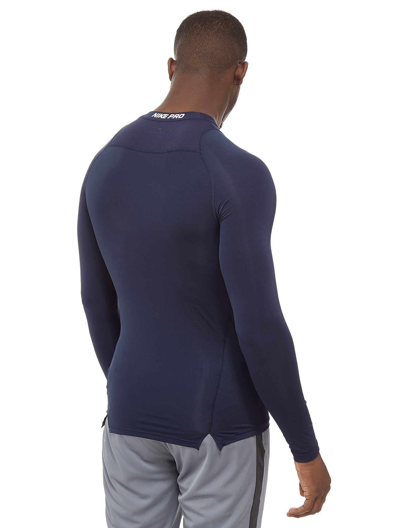 Nike Men's Pro Compression Long Sleeve Top