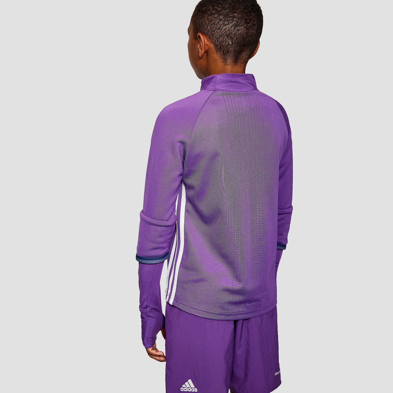 adidas Real Madrid 2016 Training Top Junior