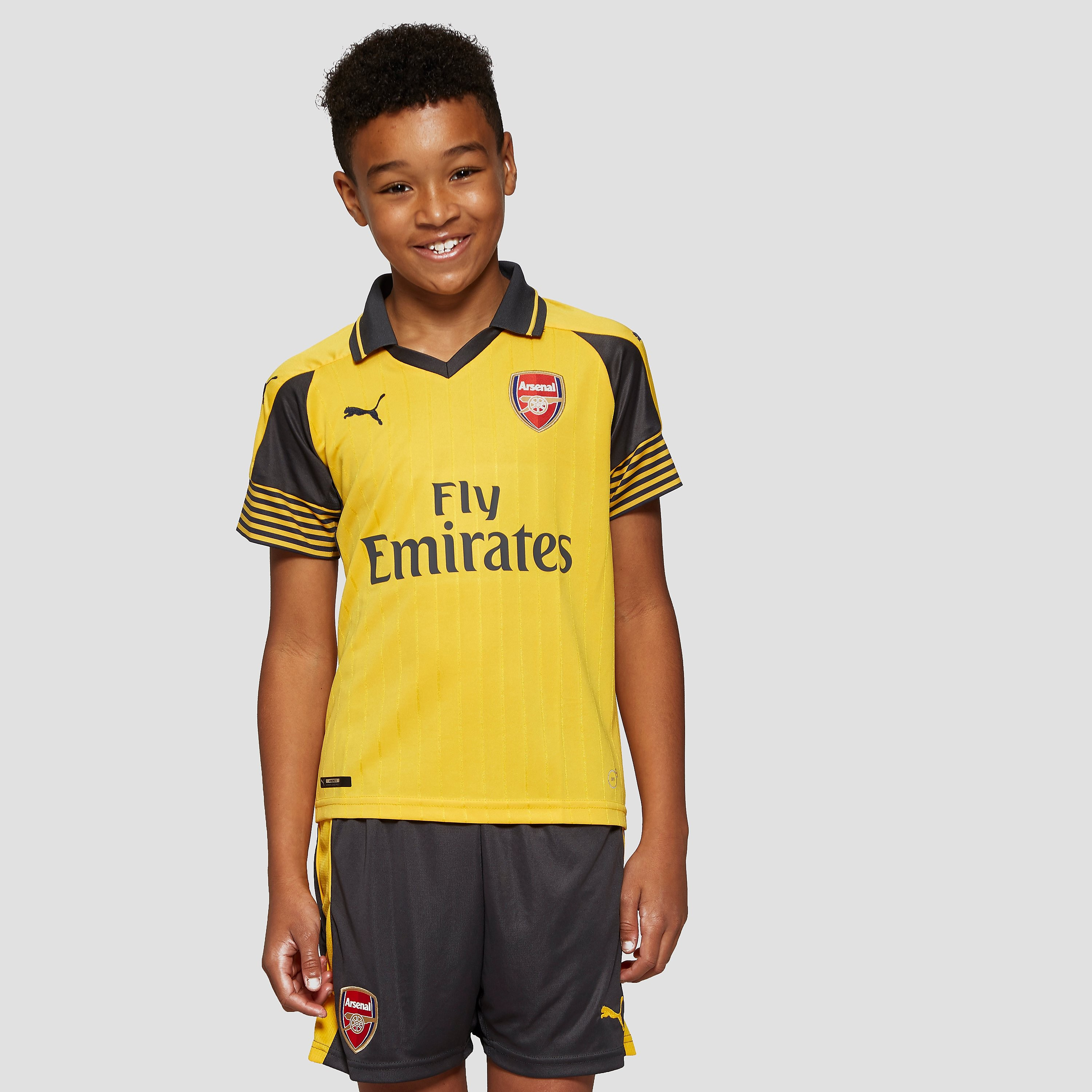 PUMA Arsenal FC 2016/17 Away Shirt Junior