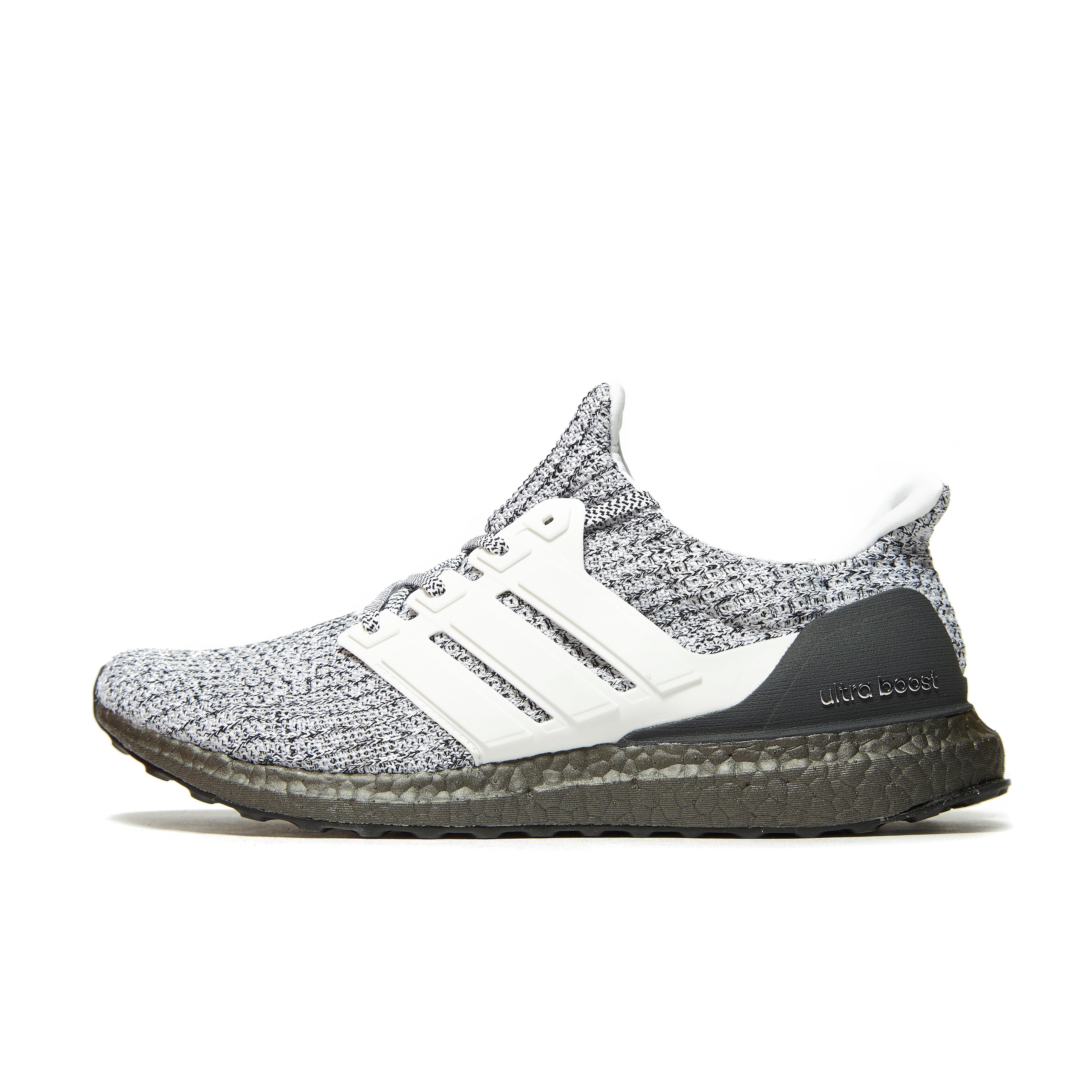 Men's adidas Ultraboost Running Shoes - Light Grey, Light Grey