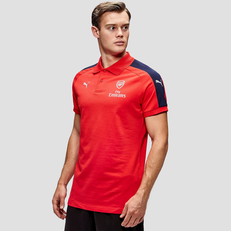 PUMA Arsenal FC 2016/17 Core Polo Shirt