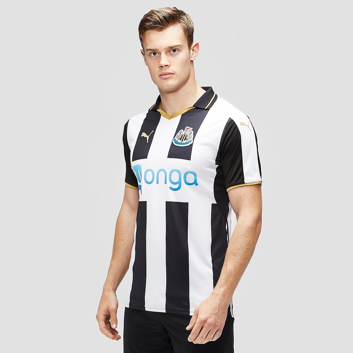 PUMA Newcastle United FC 2016/17 Home Shirt
