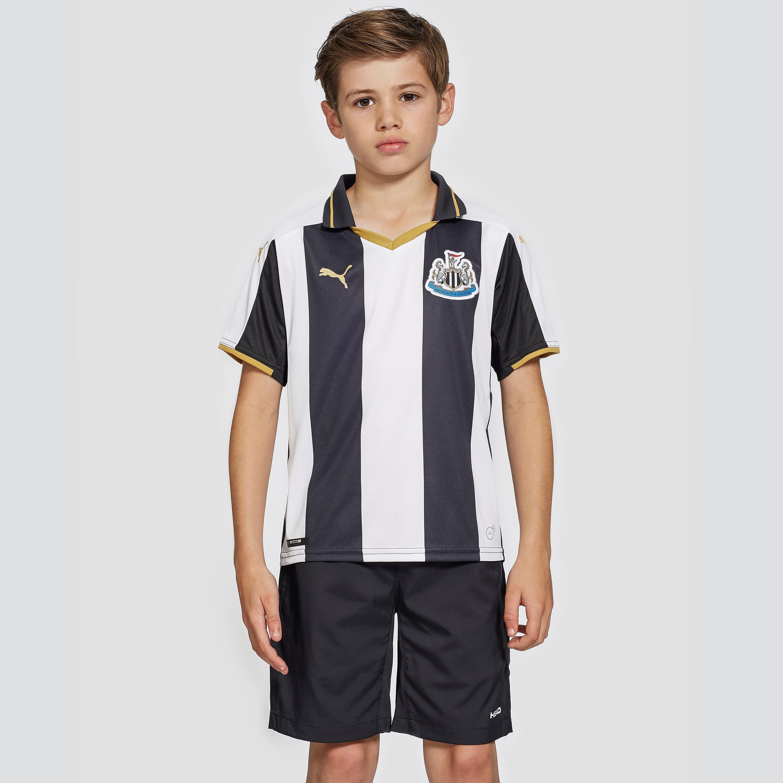 PUMA Newcastle United FC 2016/17 Junior Home Shirt