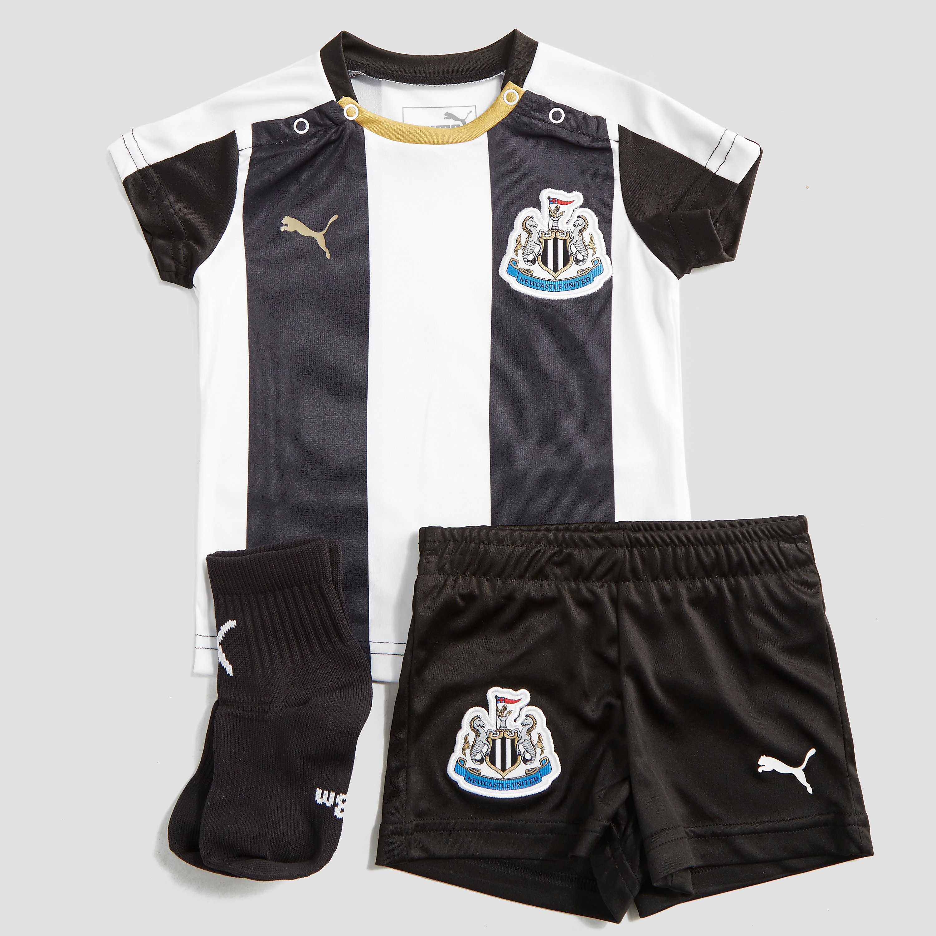 PUMA Newcastle United FC 2016/17 Home Kit Infant