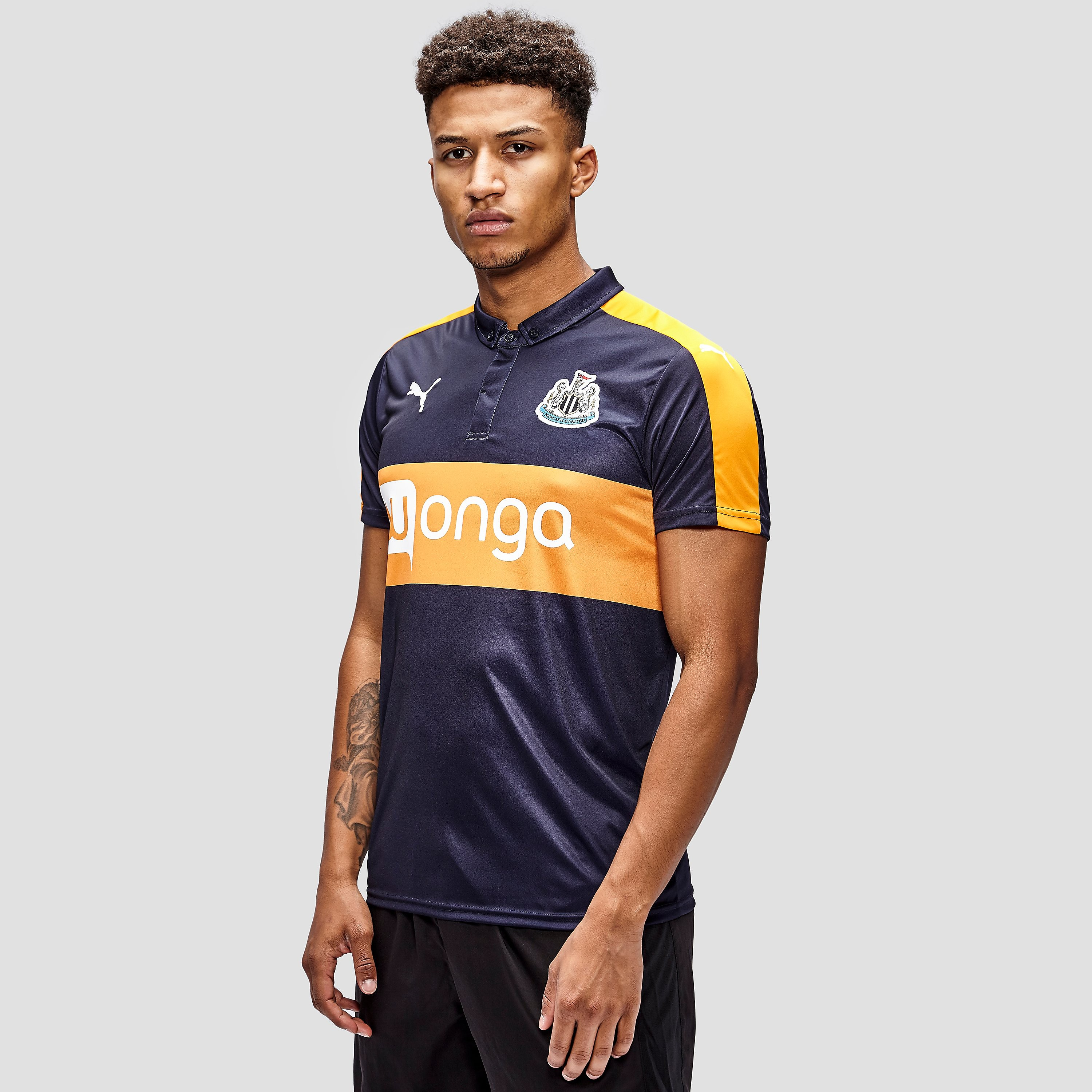 PUMA Newcastle United 2016/17 Away Shirt