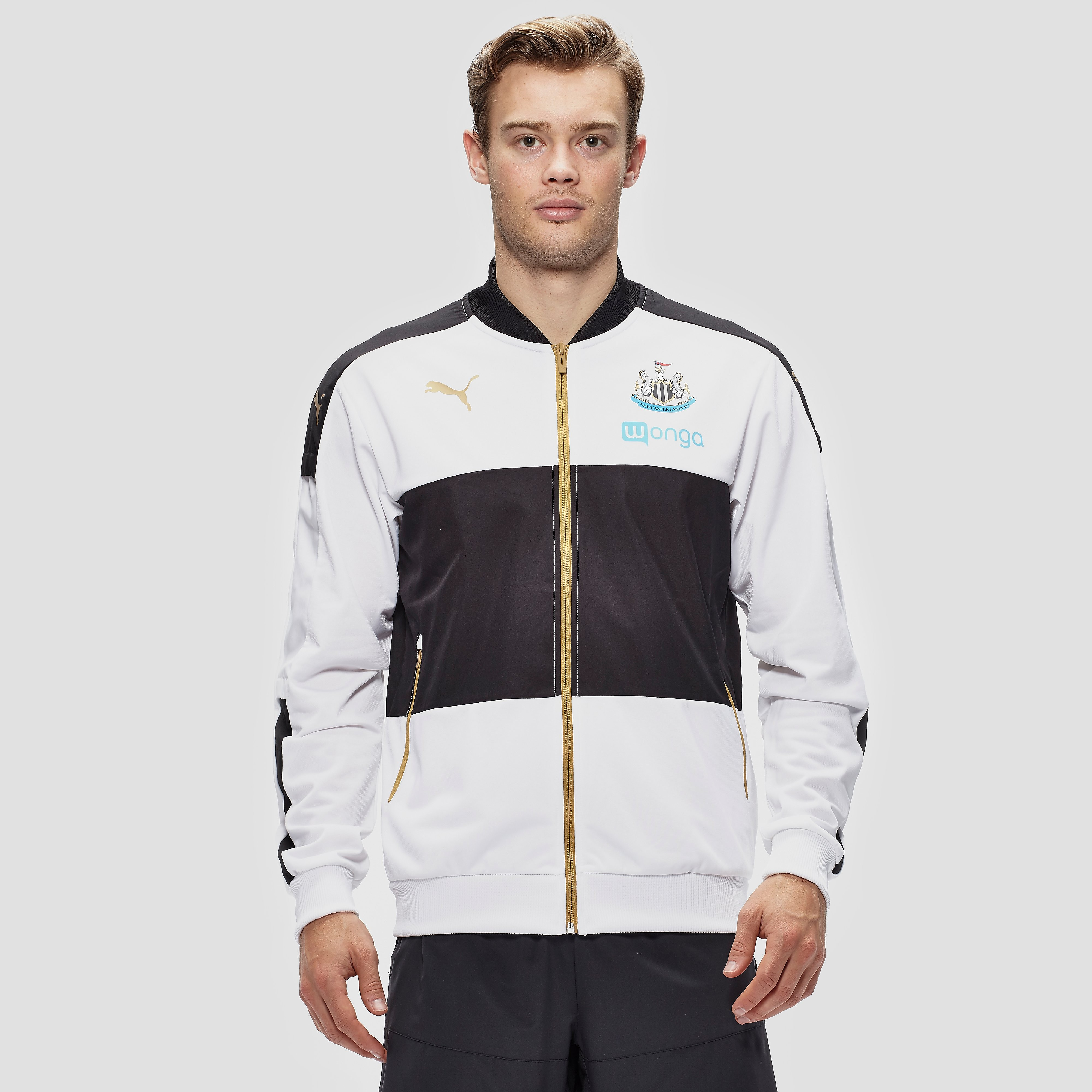 PUMA Men's Newcastle United FC 2016/17 Stadium Jacket