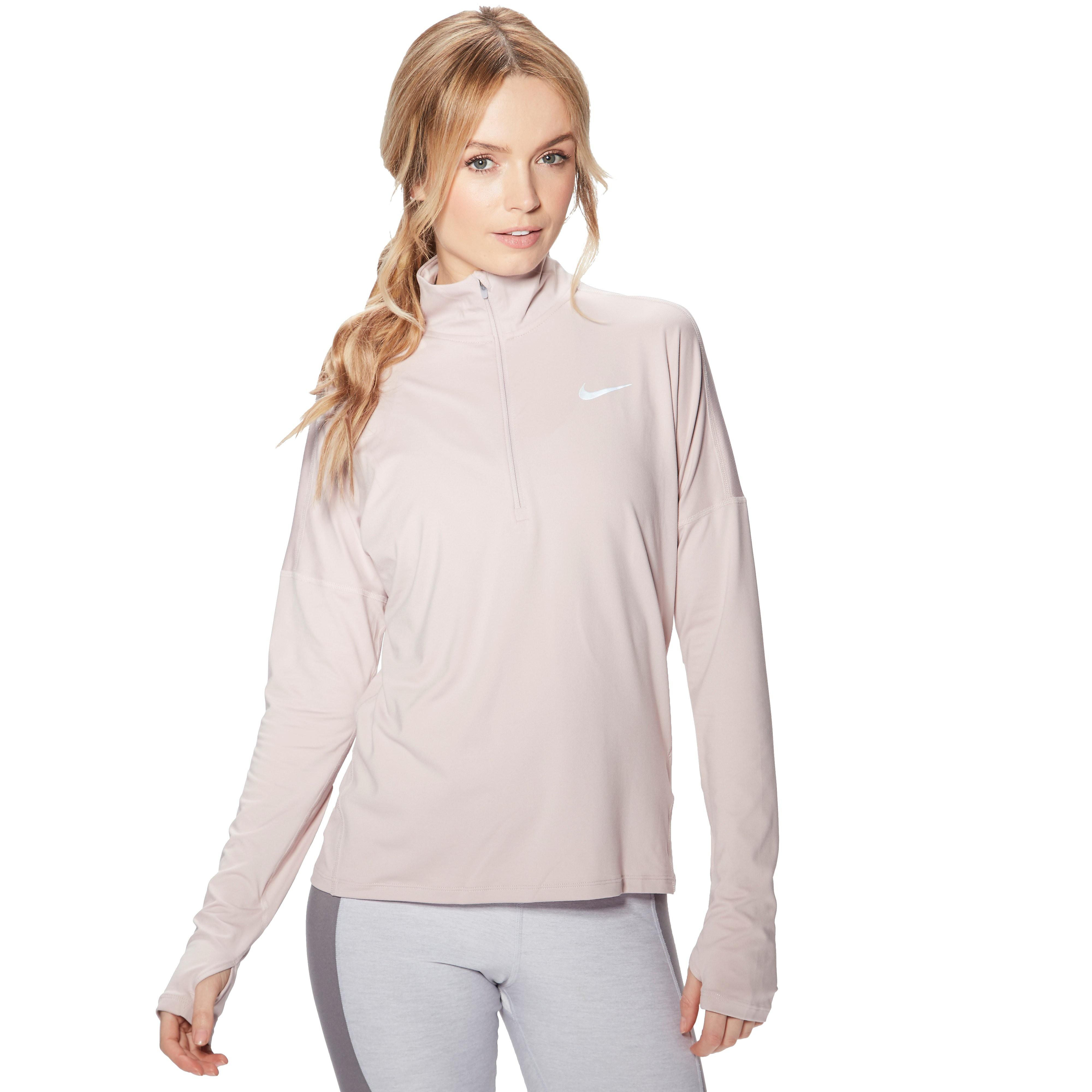 Nike Dry Element 1/2 Zip Women's Running Top