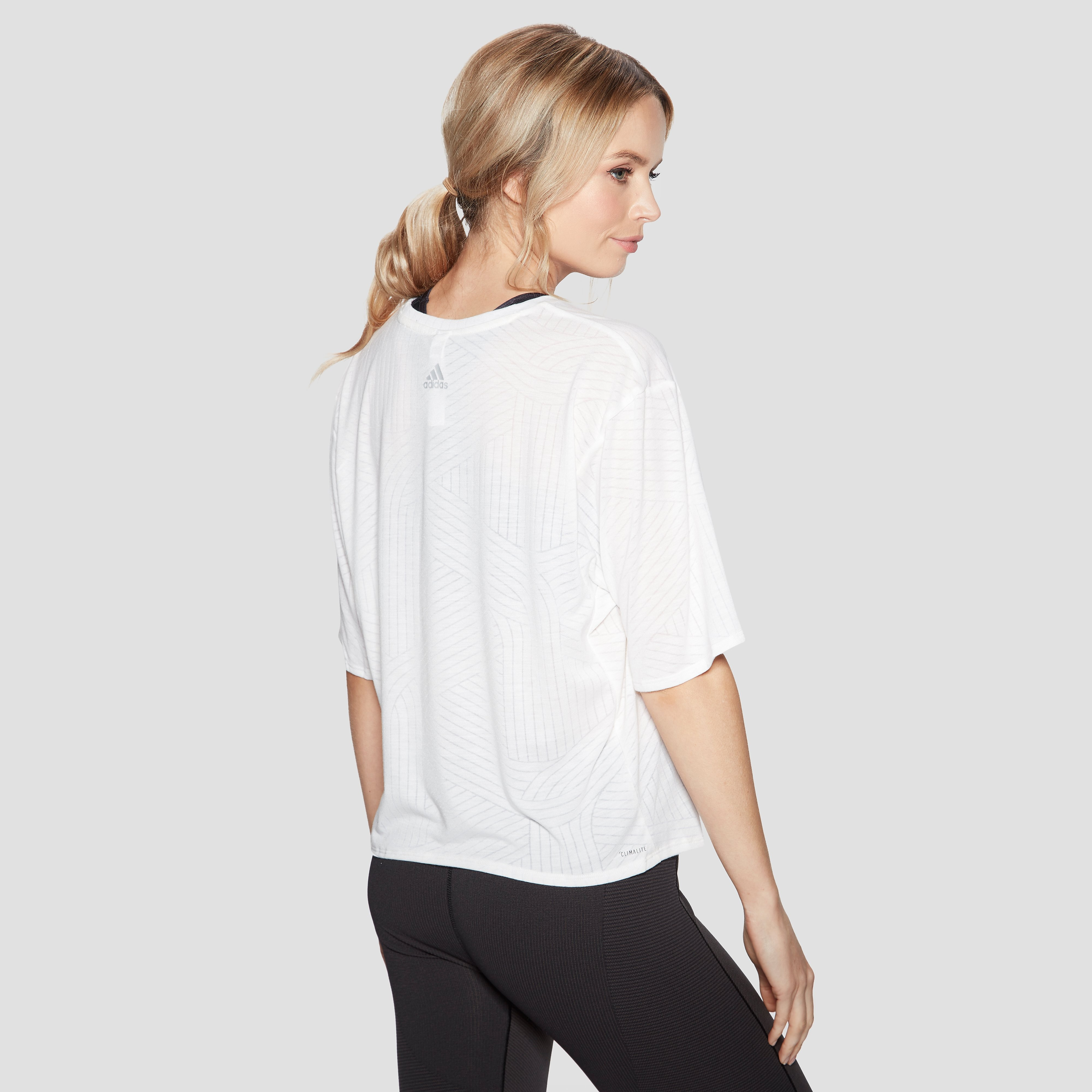 adidas Freelift Climalite Aeroknit Women's Training T-Shirt