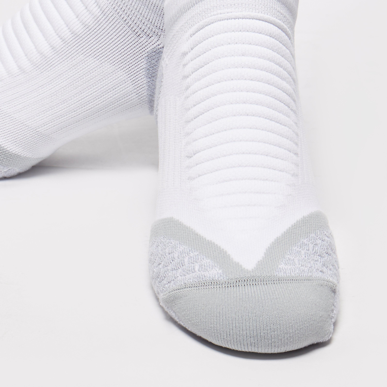 Nike Elite Cushioned No-Show Tab Running Socks (Medium)