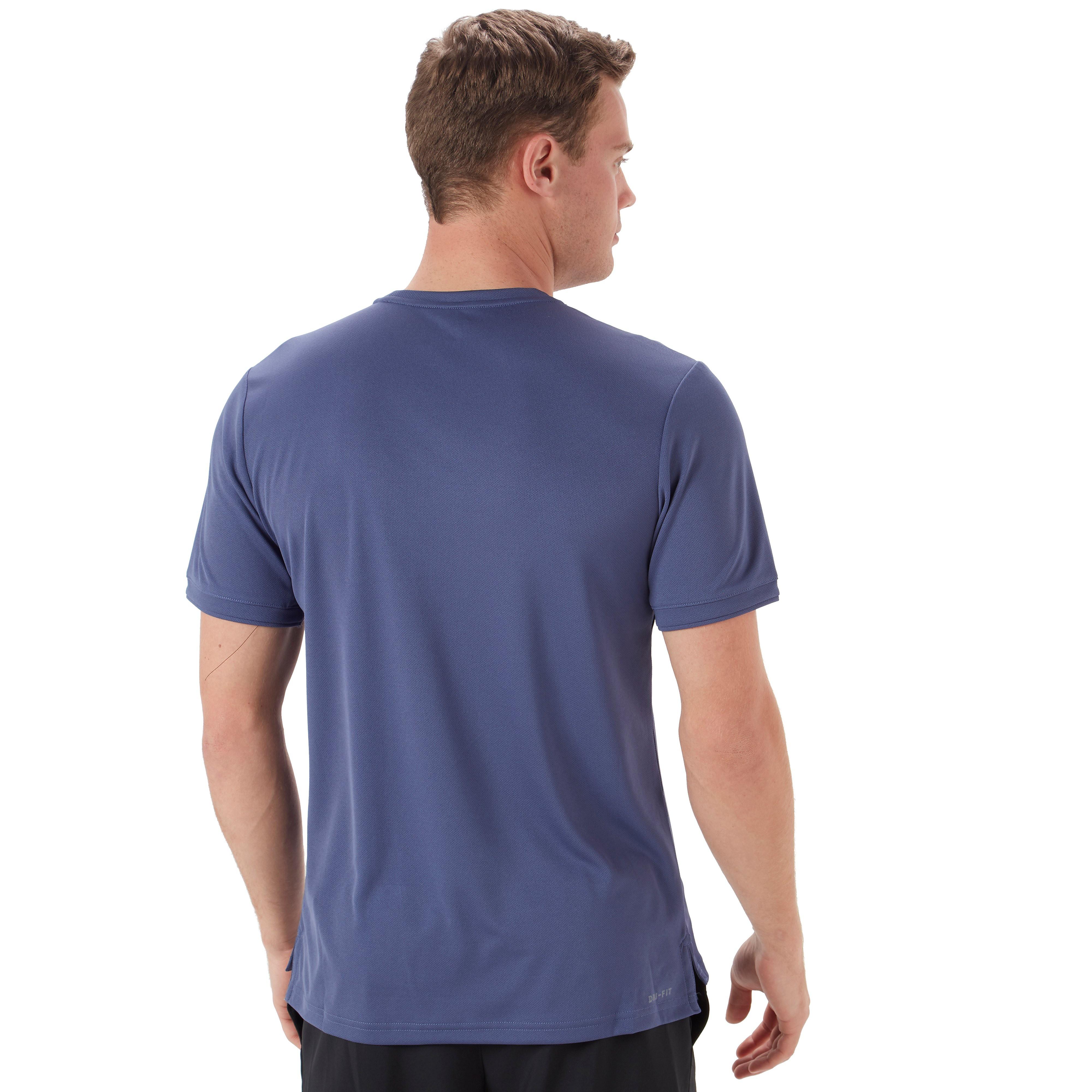 Nike Court Challenger Short Sleeve Men's Tennis T-Shirt