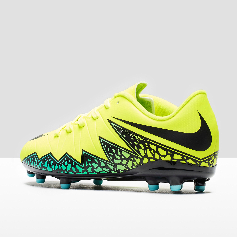 Nike Spark Brilliance Hypervenom Phelon II FG Junior