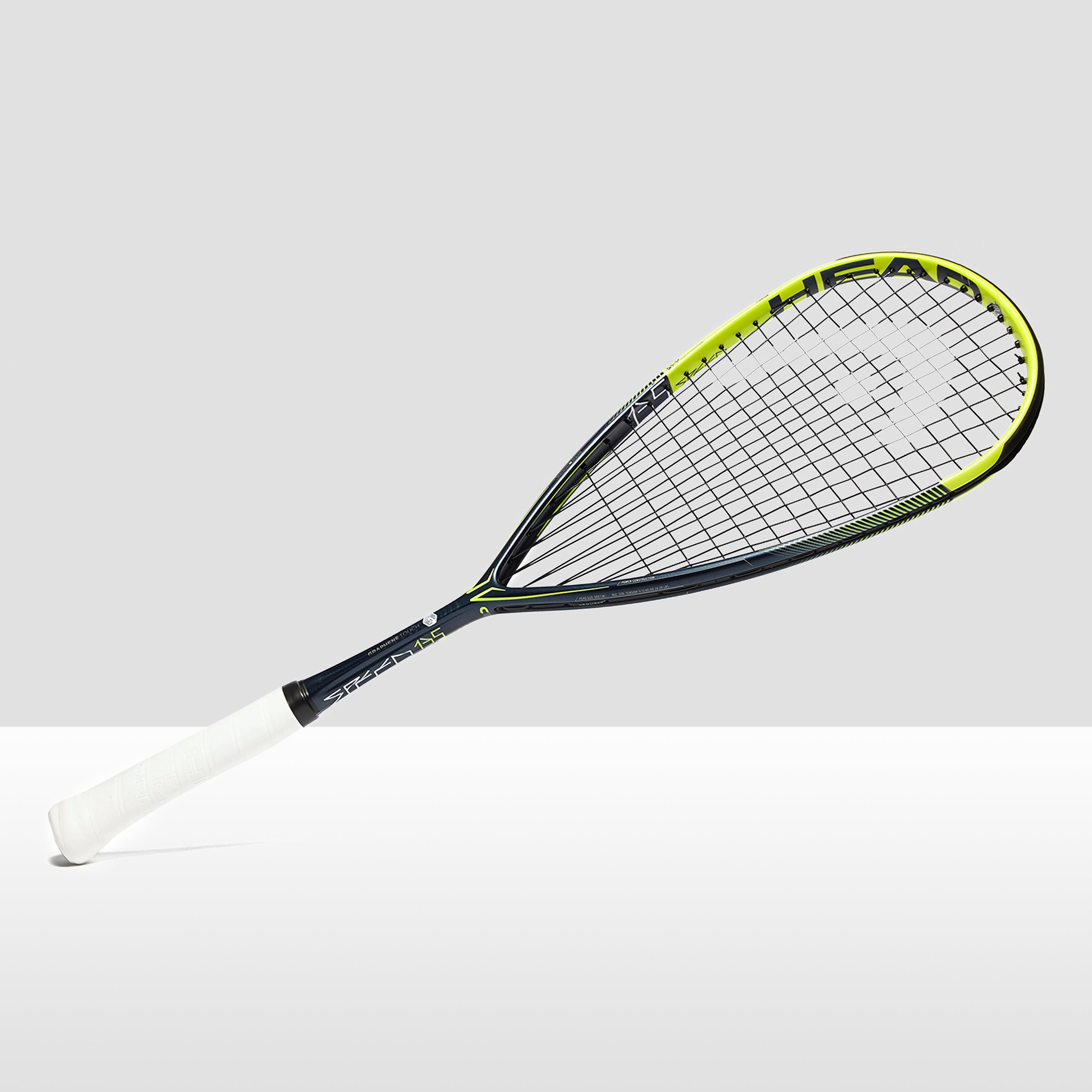 Head Graphene Touch Speed 135 Squash Racket