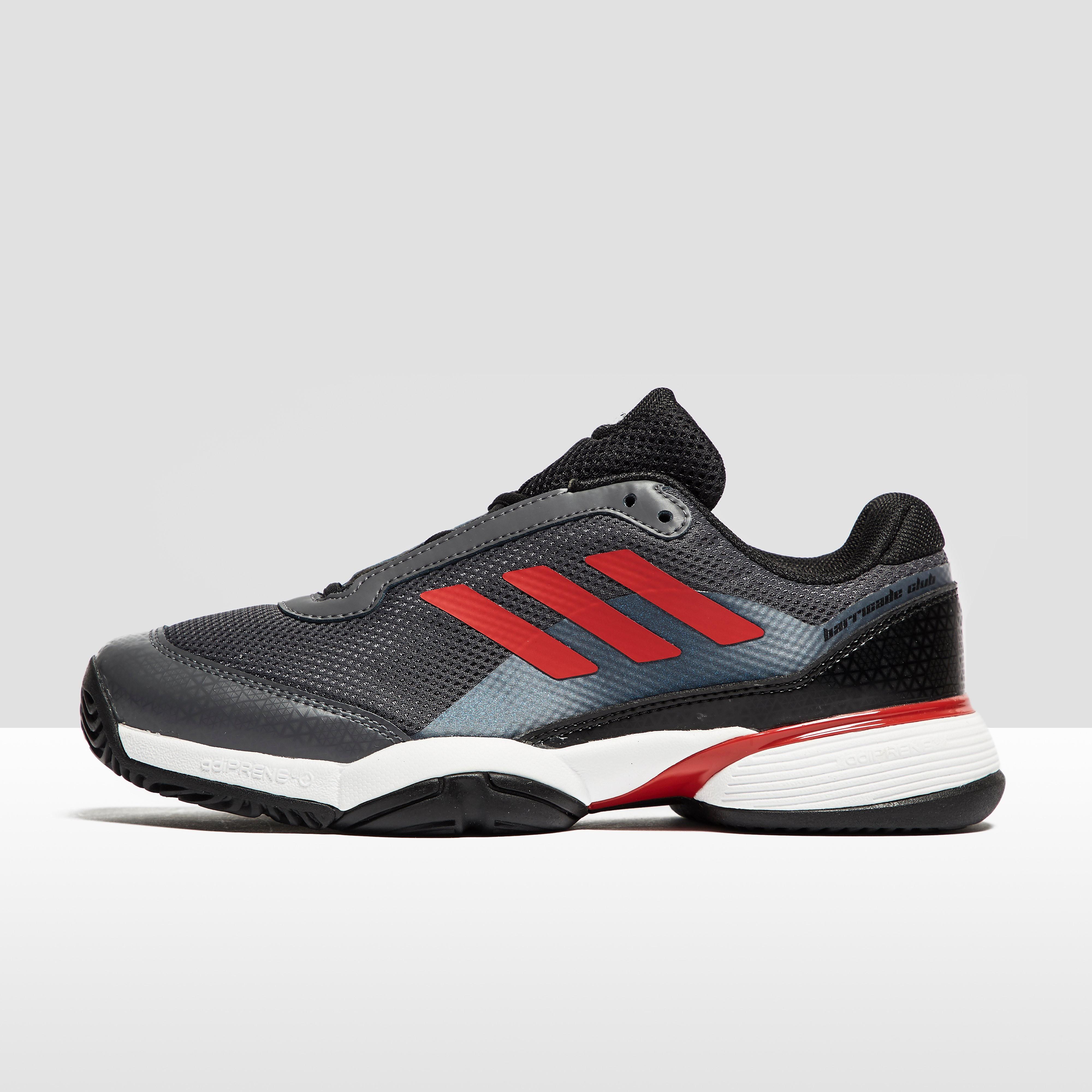 adidas Barricade 2018 Junior Tennis Shoes