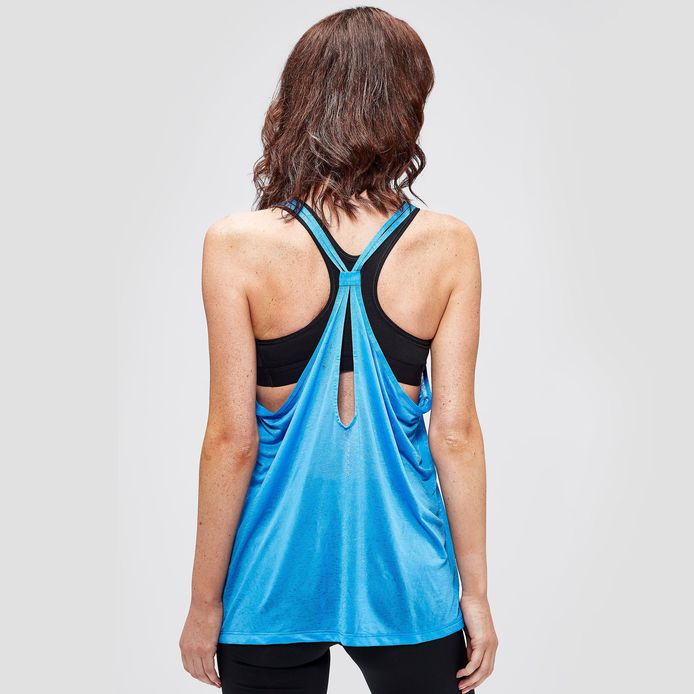 Nike Dri-Fit Touch Breeze Womens Running Tank