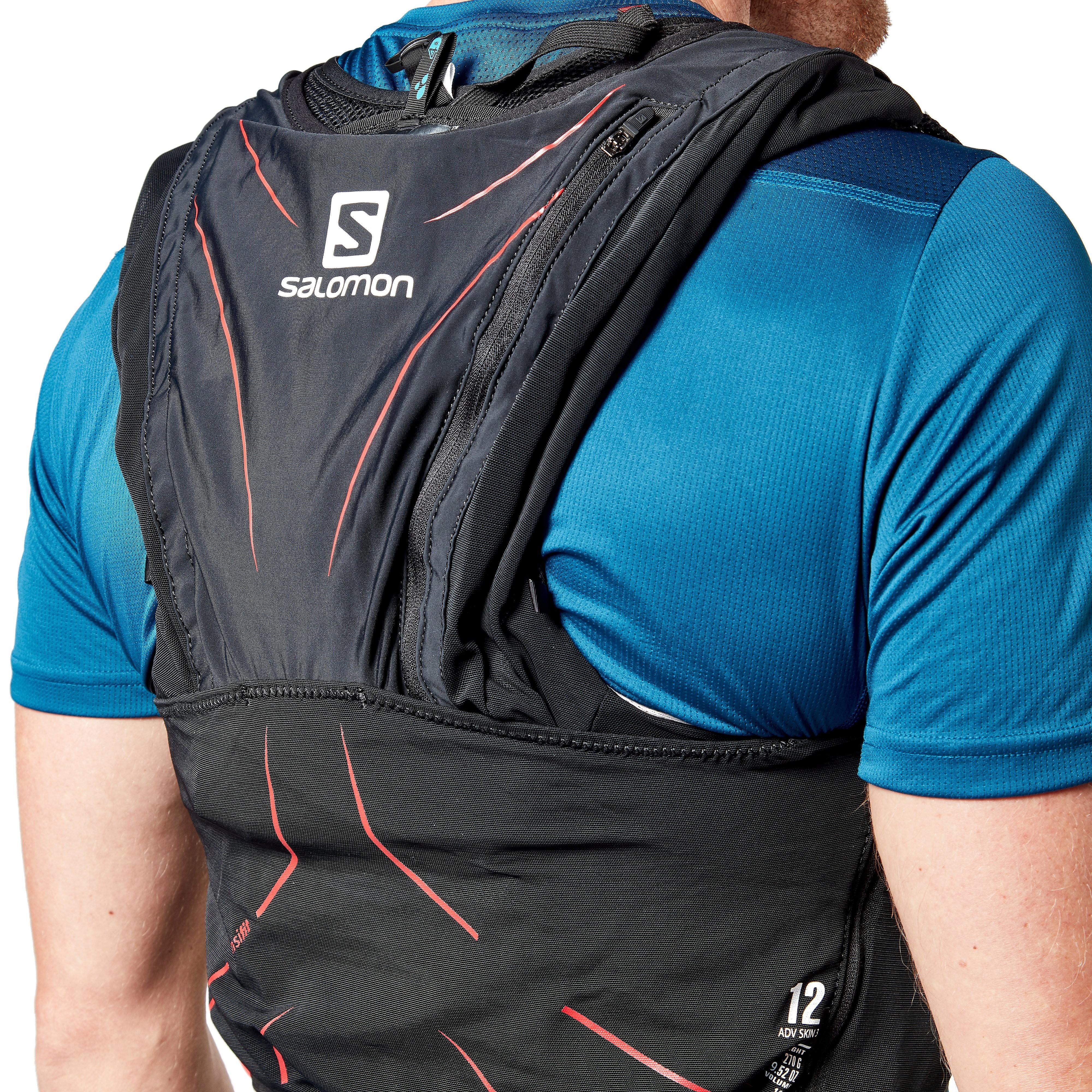 Salomon Advance Skin Unisex 12 Hydration Set