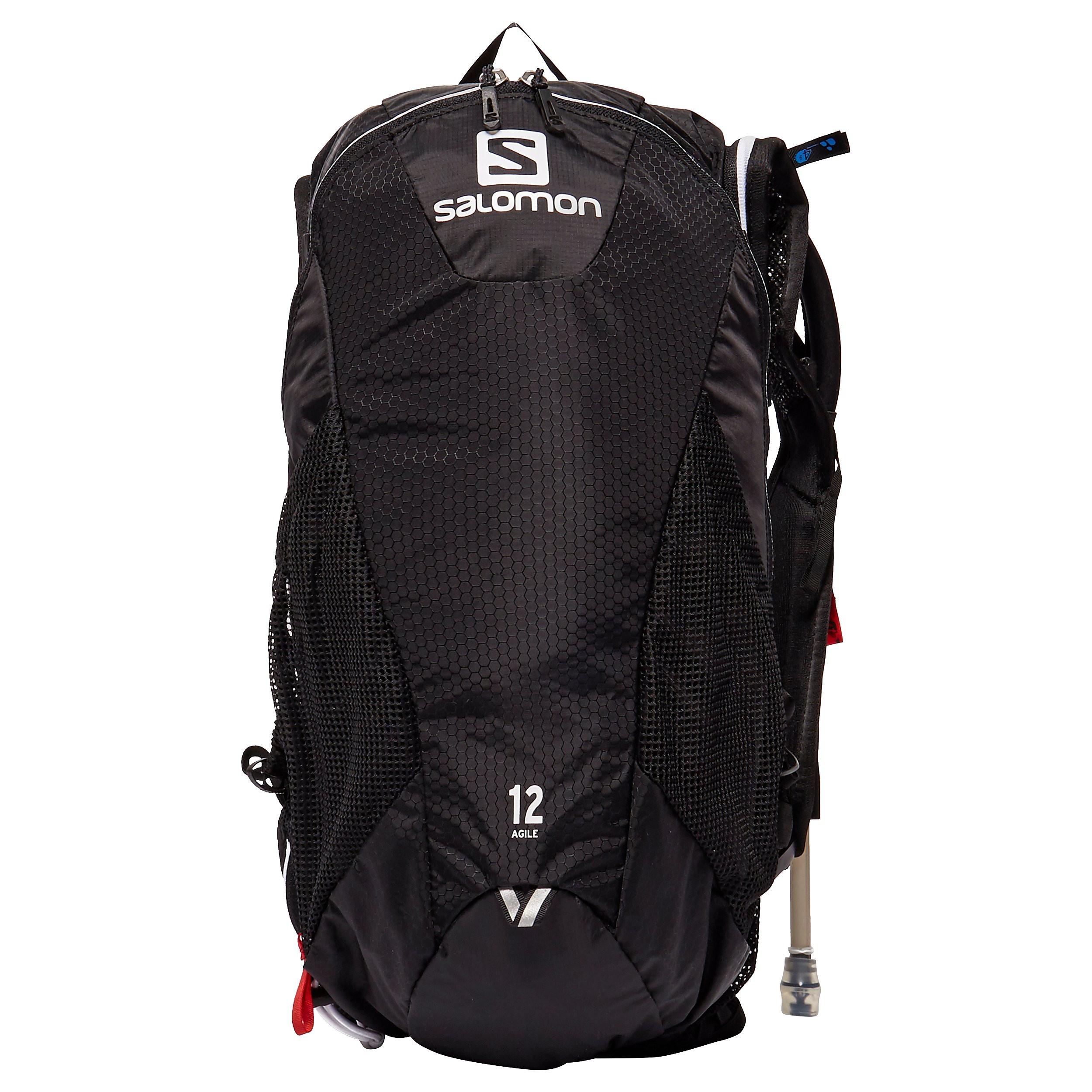 Salomon Unisex 12L Capacity Running Backpack