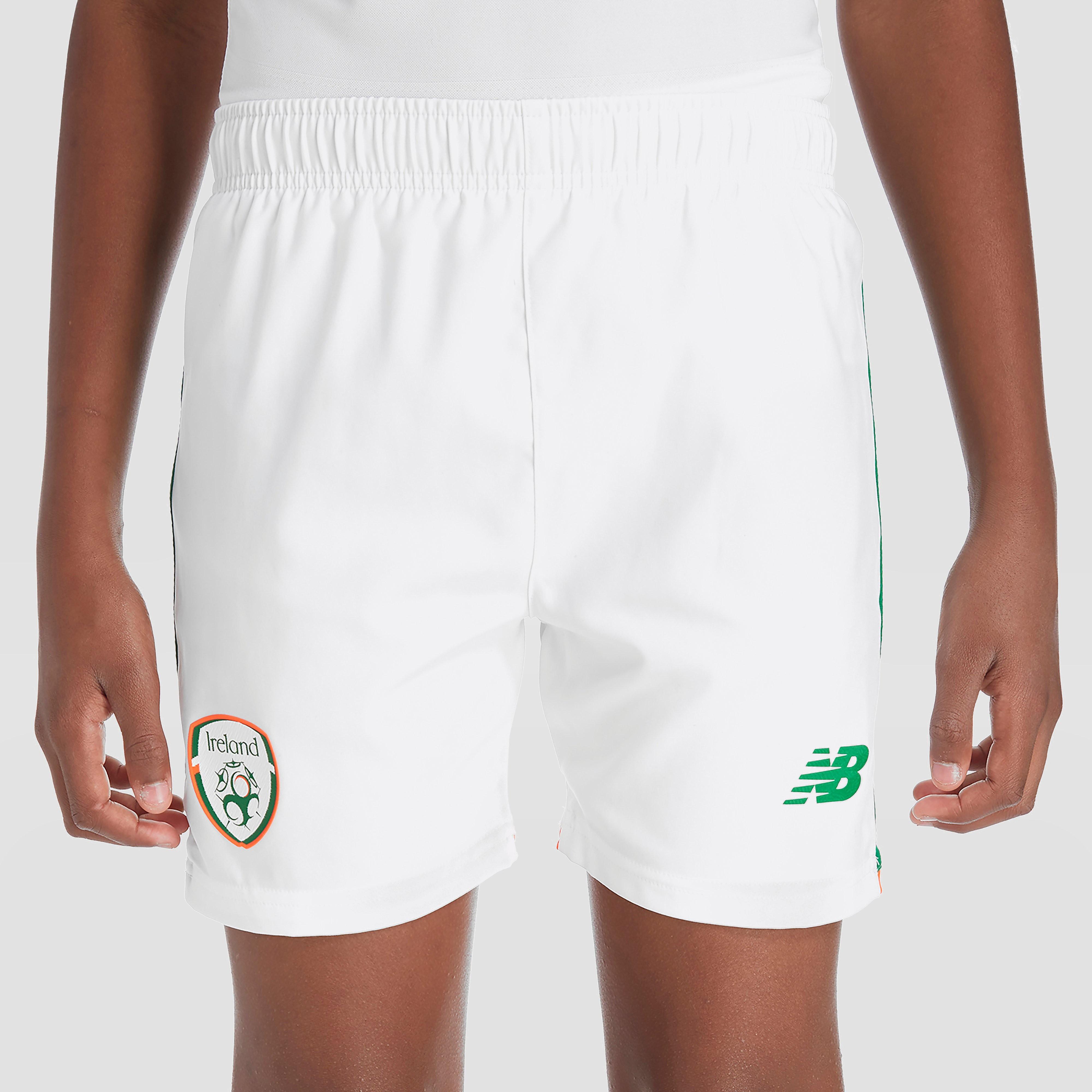 New Balance Republic of Ireland 2017/18 Home Shorts Junior