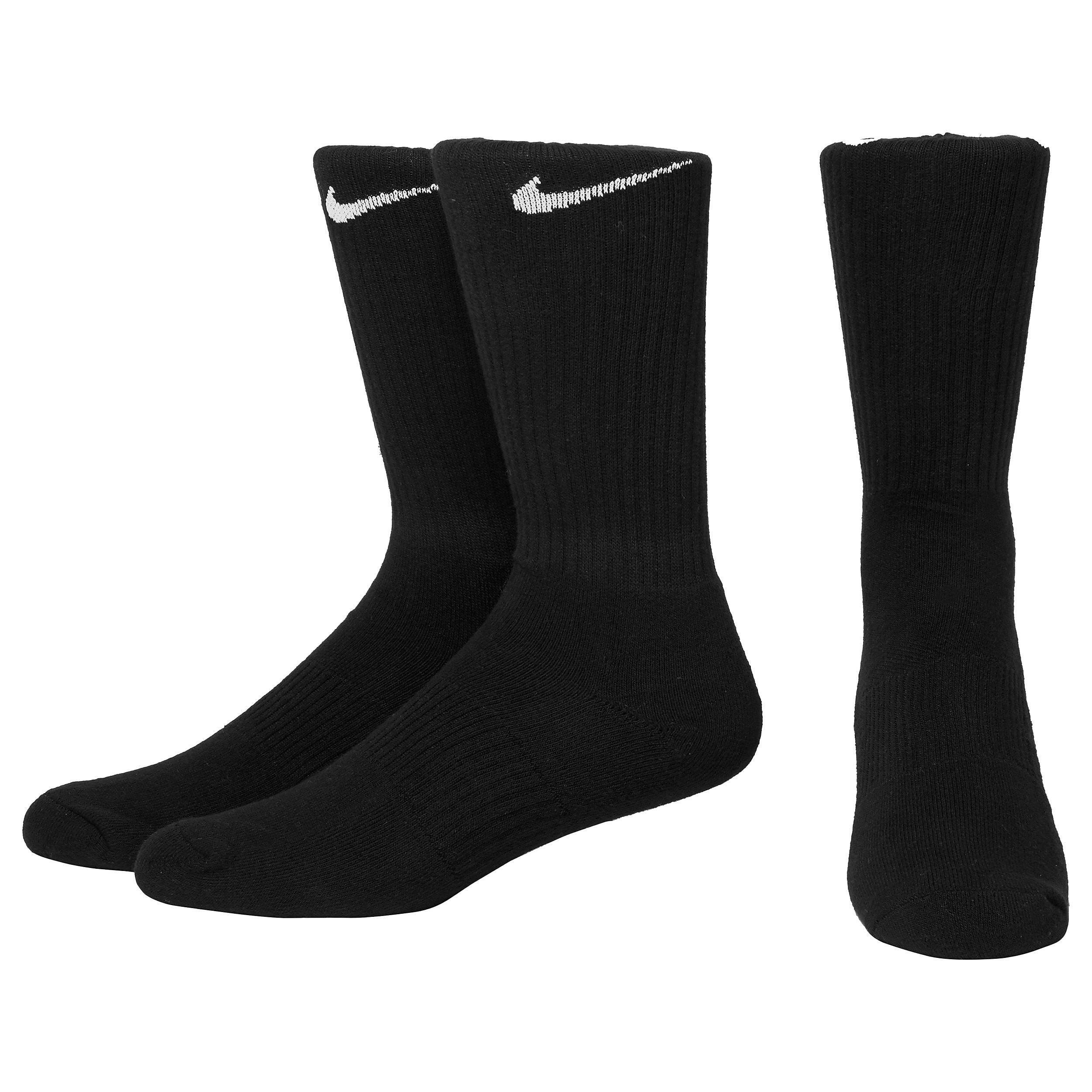 Nike Dri-FIT Cushion Crew Socks (3 Pack)
