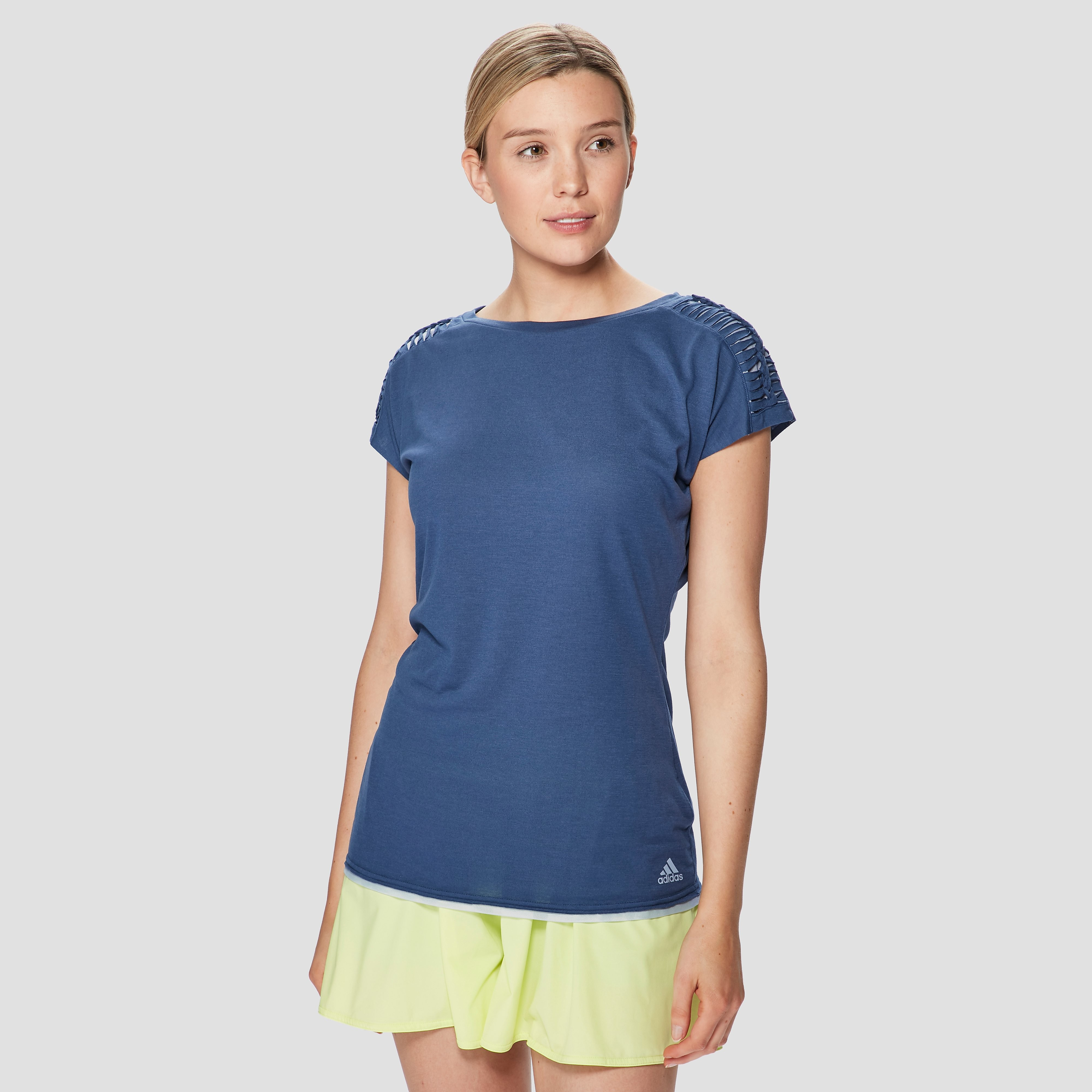 adidas Melbourne Line Women's Tennis T-Shirt