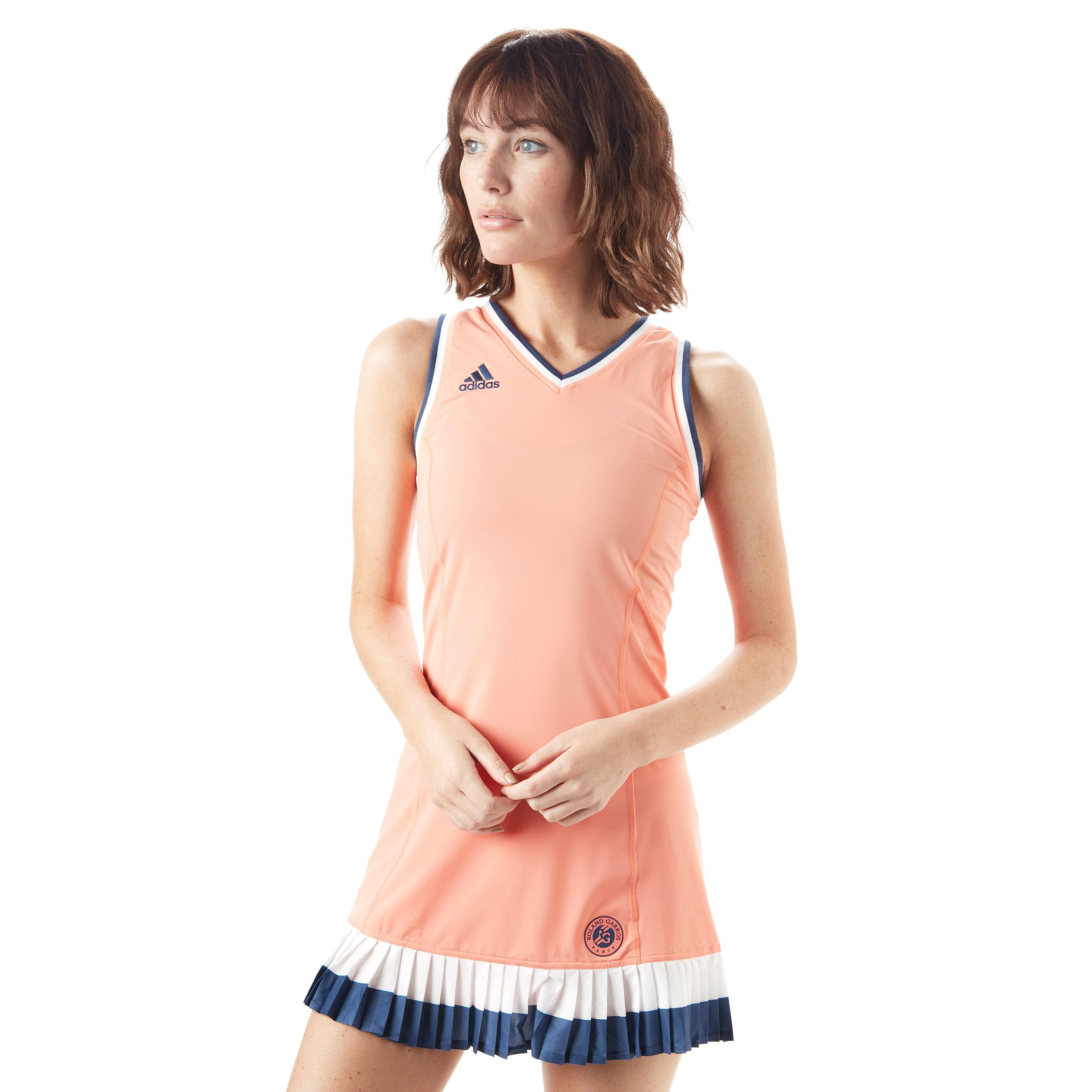 adidas Roland Garros Women's Tennis Dress