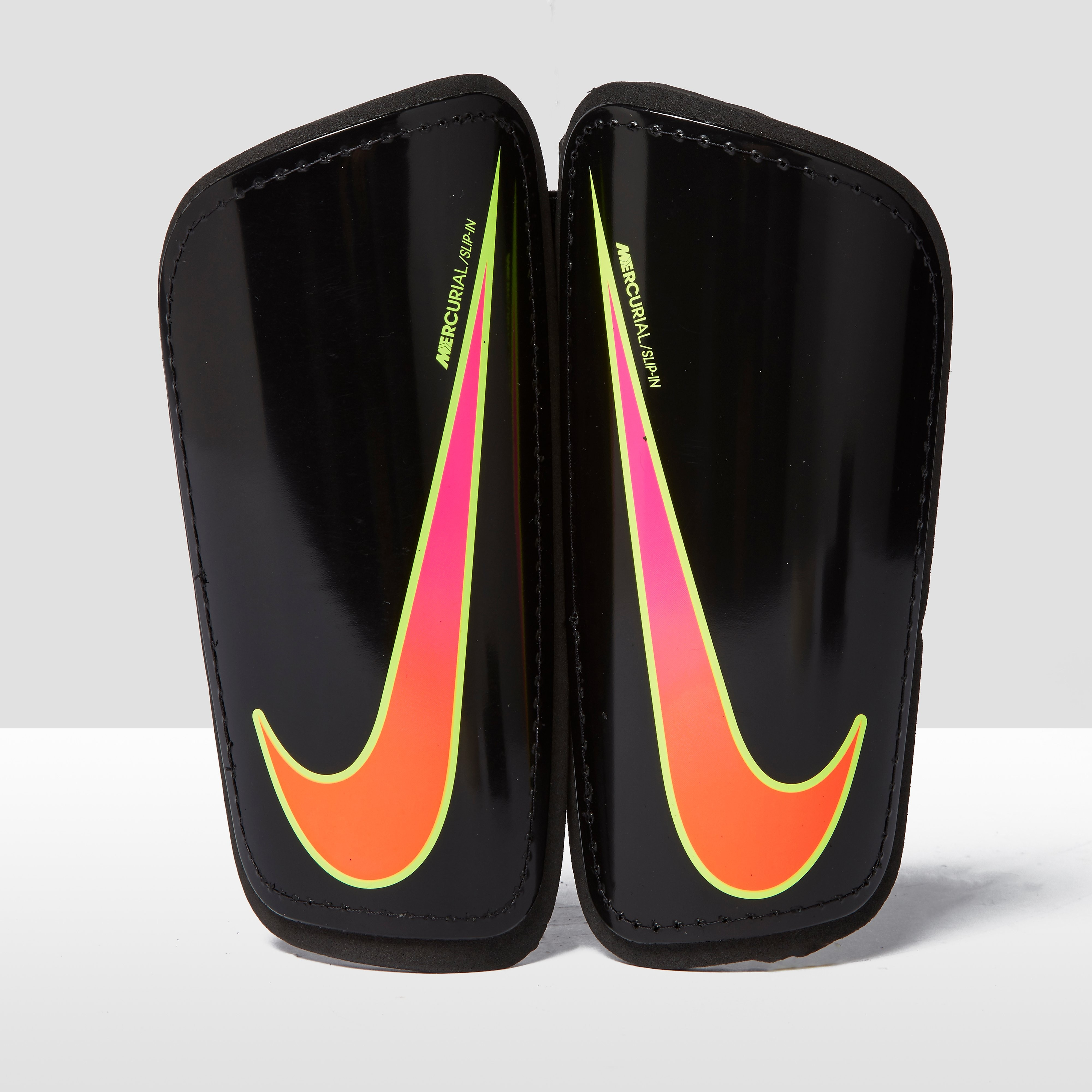 Nike Men's Mercurial Slip In Shin Guards