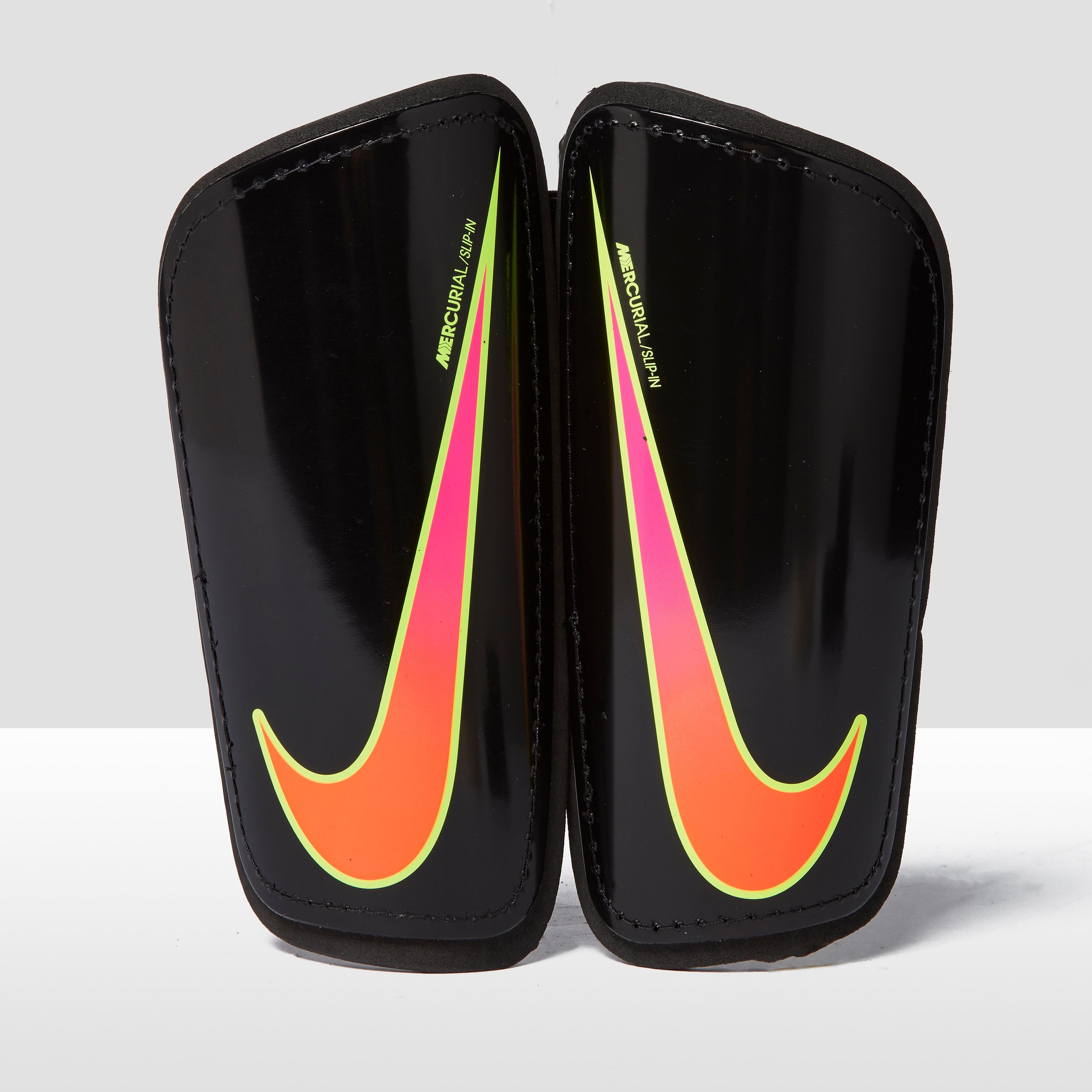 Nike Men's Mercurial Slip In Shin Guards