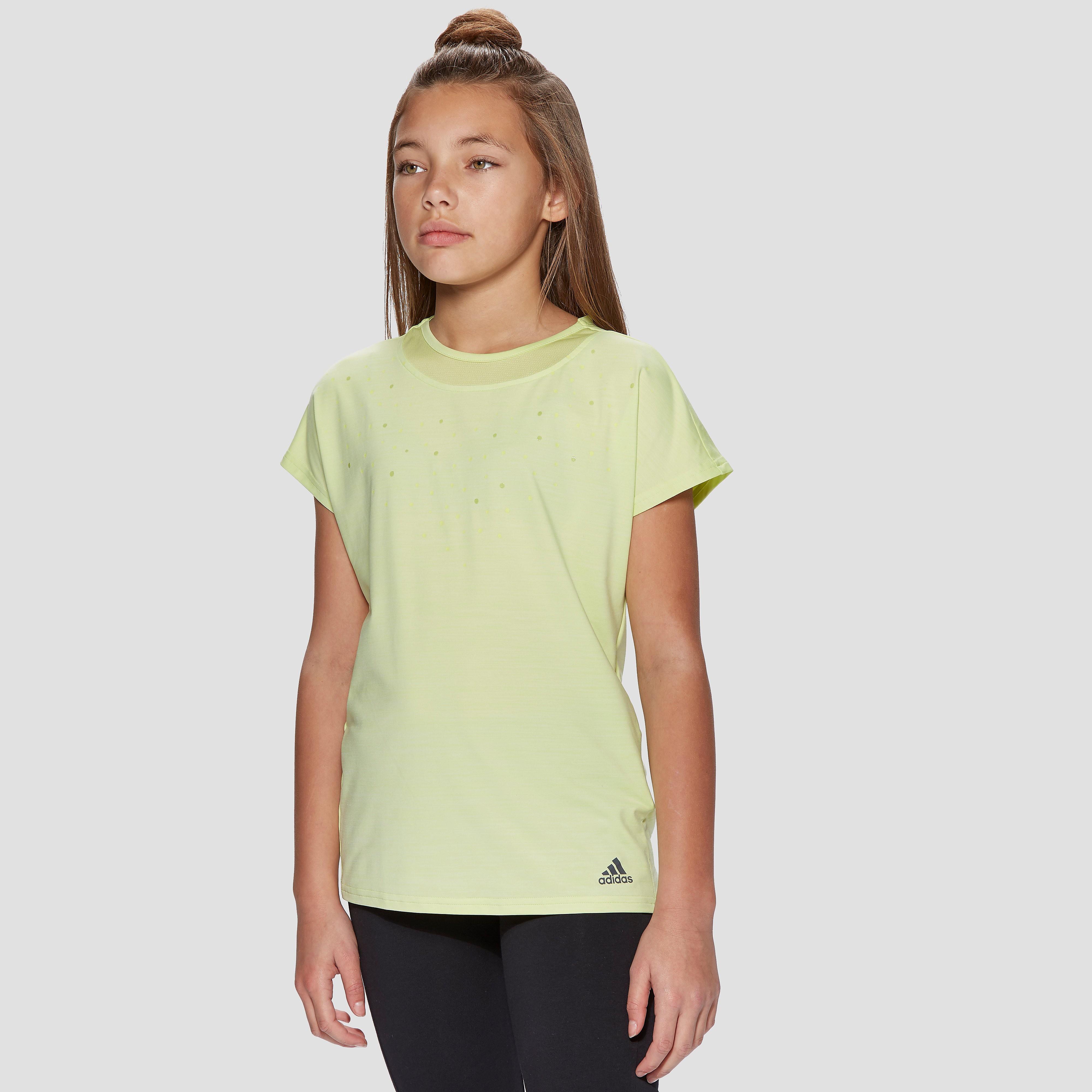 adidas Junior Dotty Tennis T-Shirt