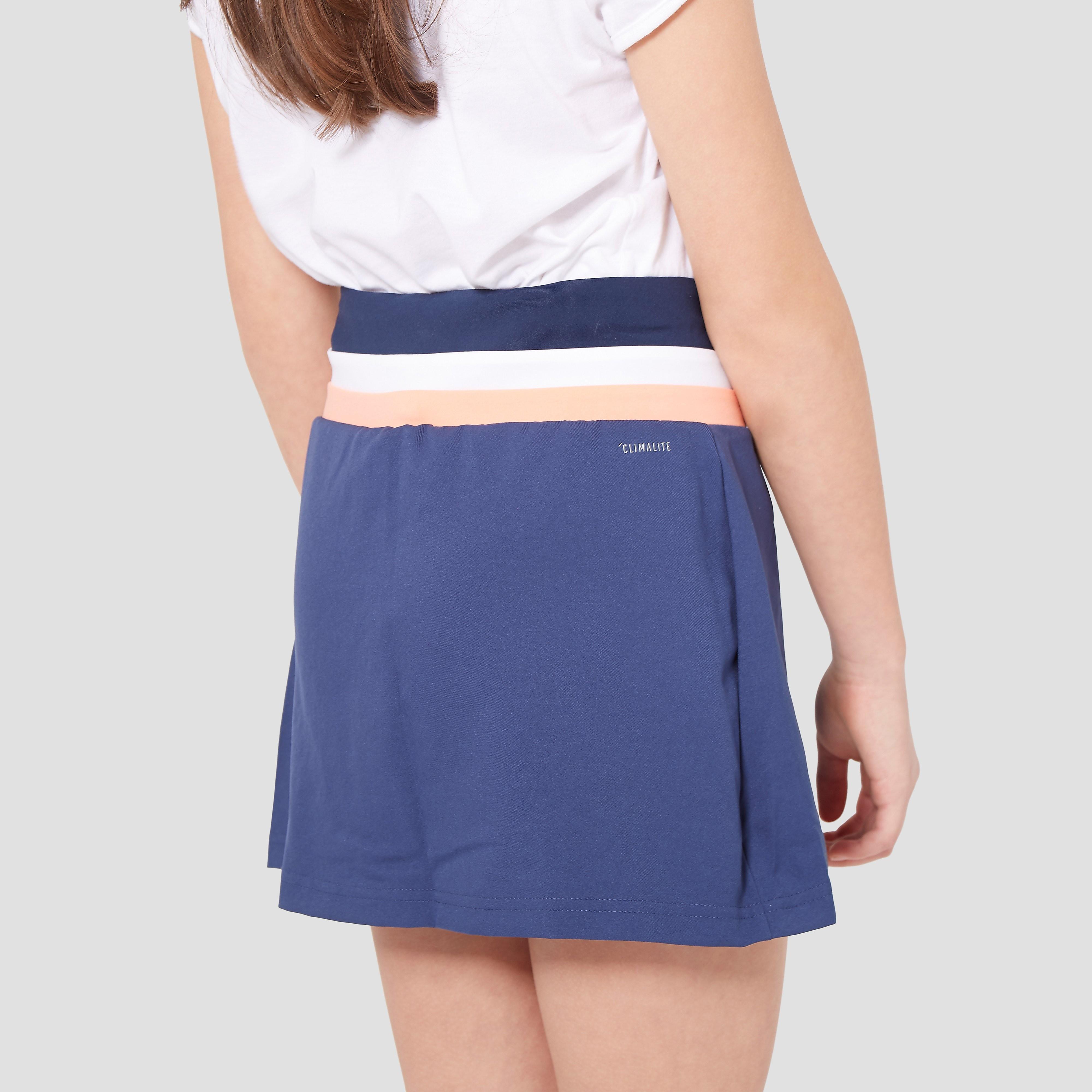 adidas Club Junior Girls Tennis Skirt