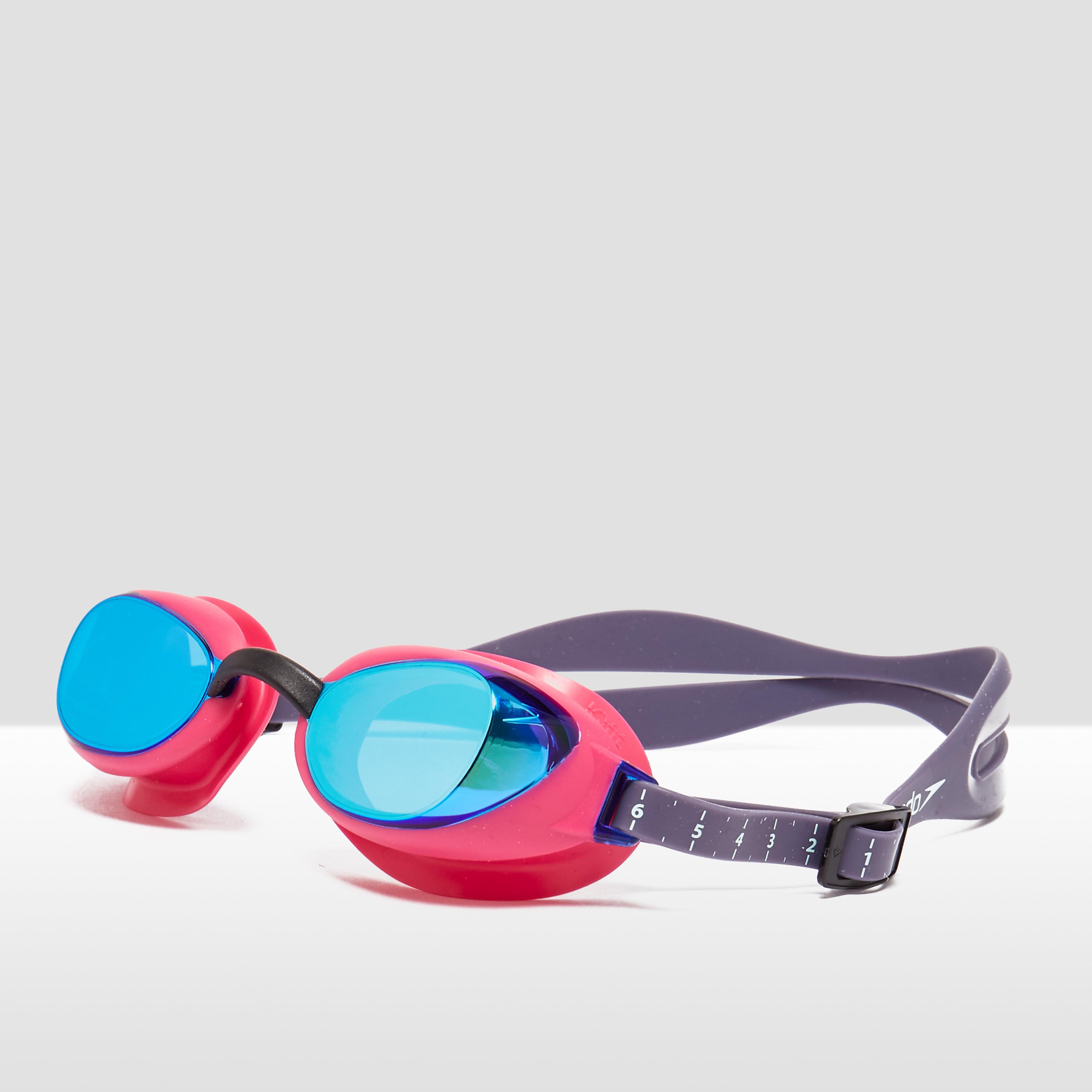 Speedo Women's Aquapure Mirror Goggles