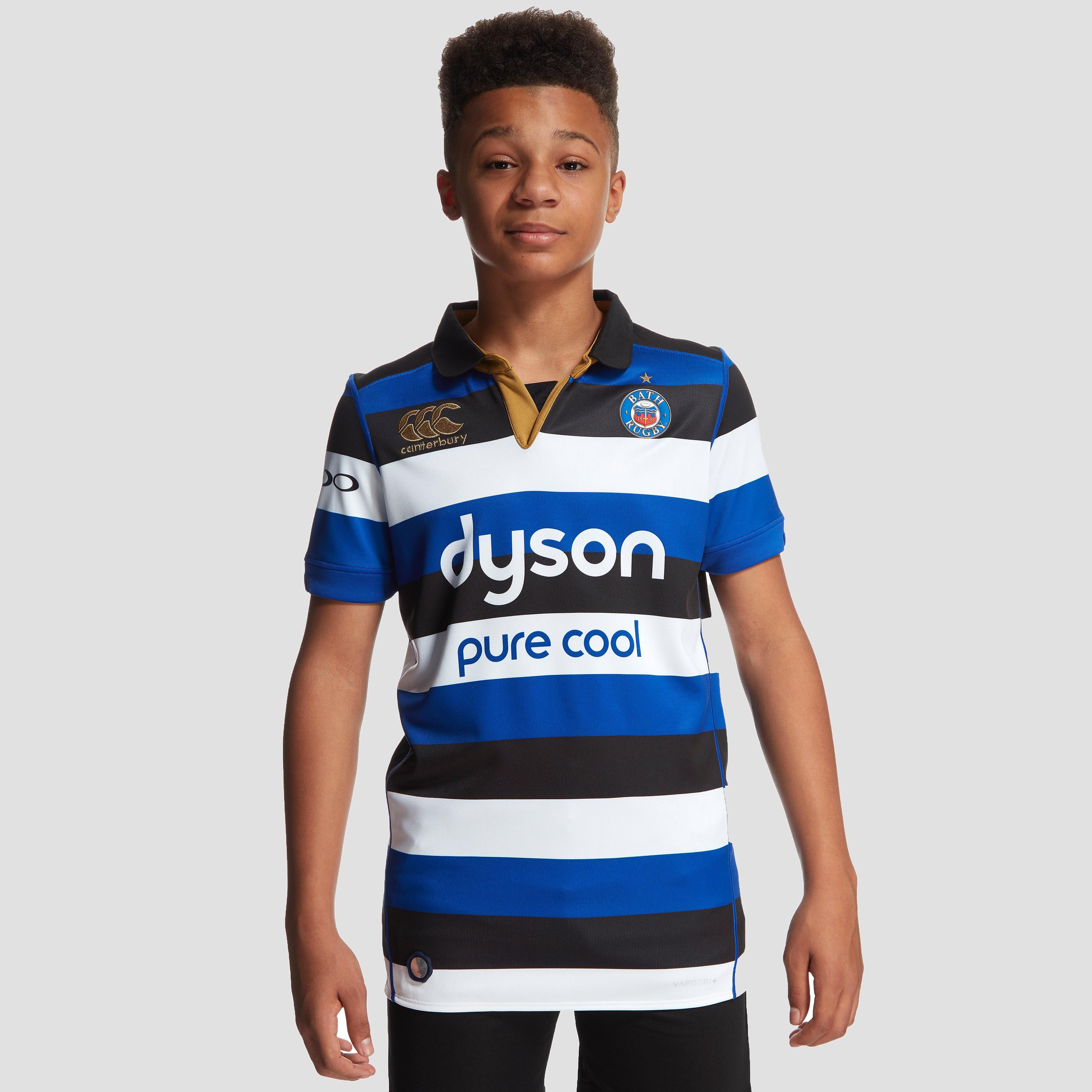 Canterbury  Bath Rugby 2016/17 Junior Home Shirt