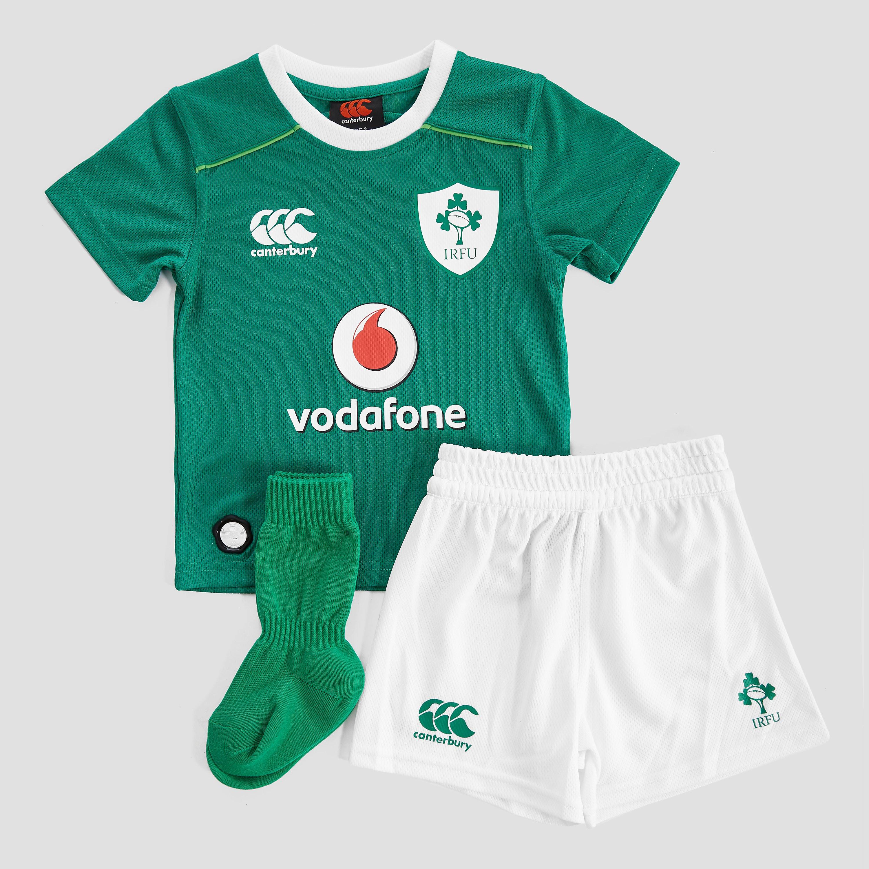 Canterbury Ireland RFU Home 2016/17 Kit Infant
