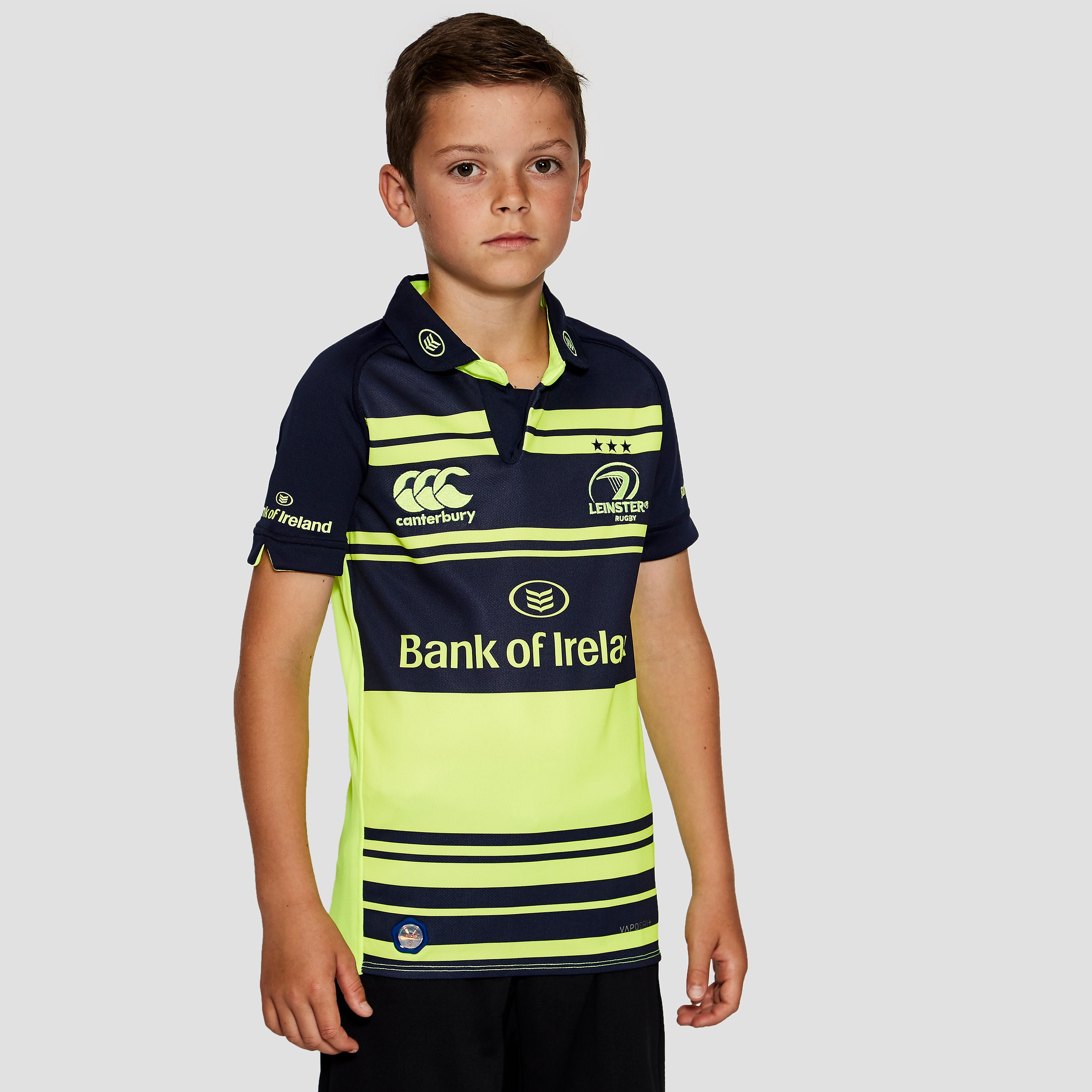 Canterbury Leinster 2016/17 Away Junior Rugby Shirt