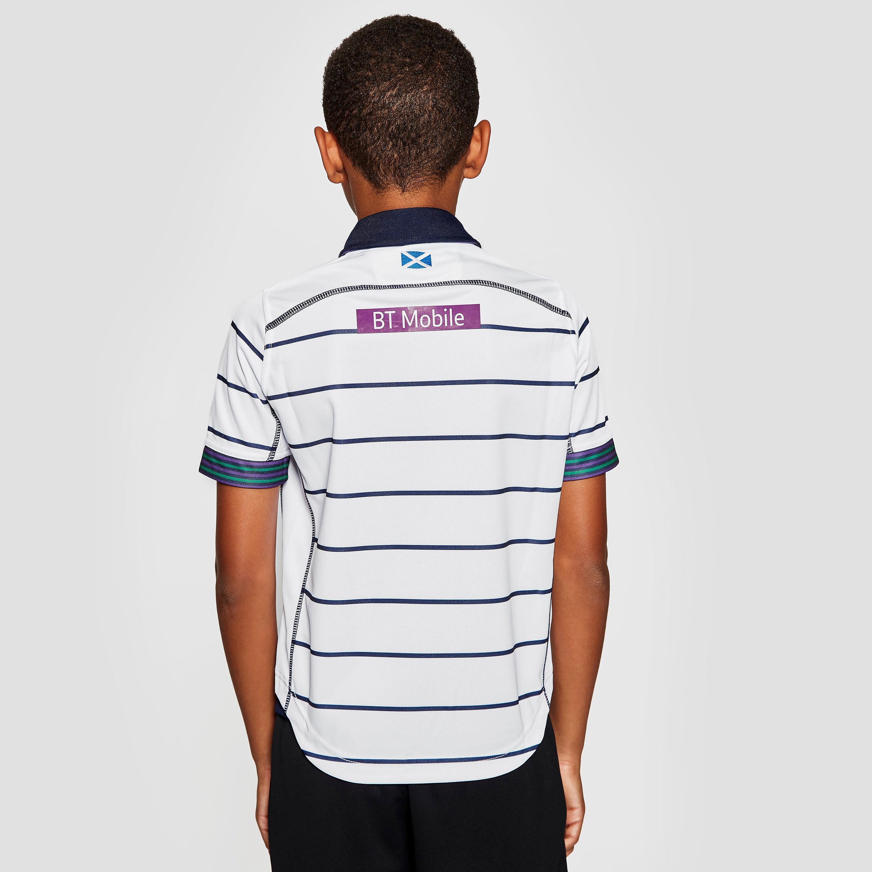Macron Scotland RFU 2016/17 Away Shirt Junior