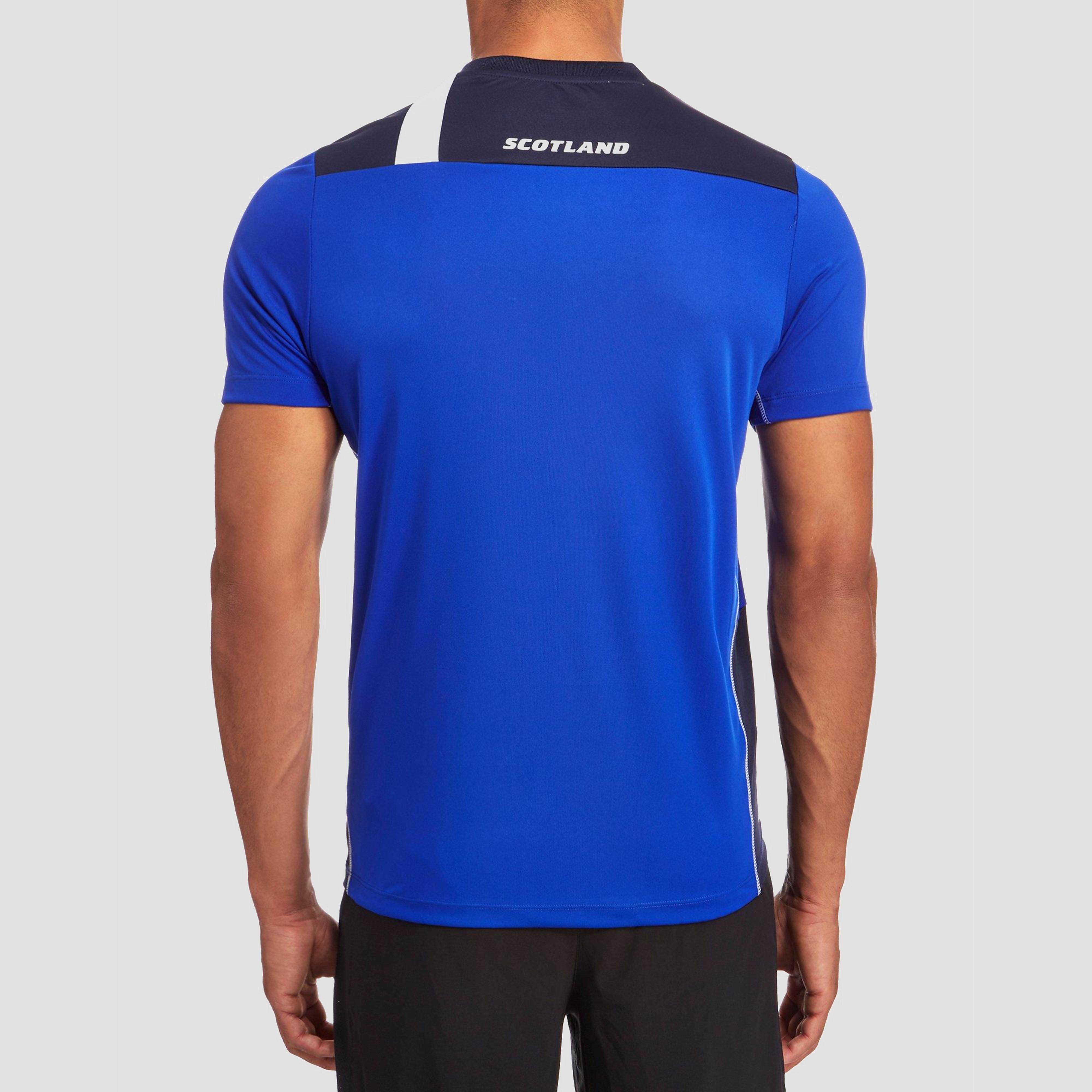 Macron Scotland Men's Poly Shirt