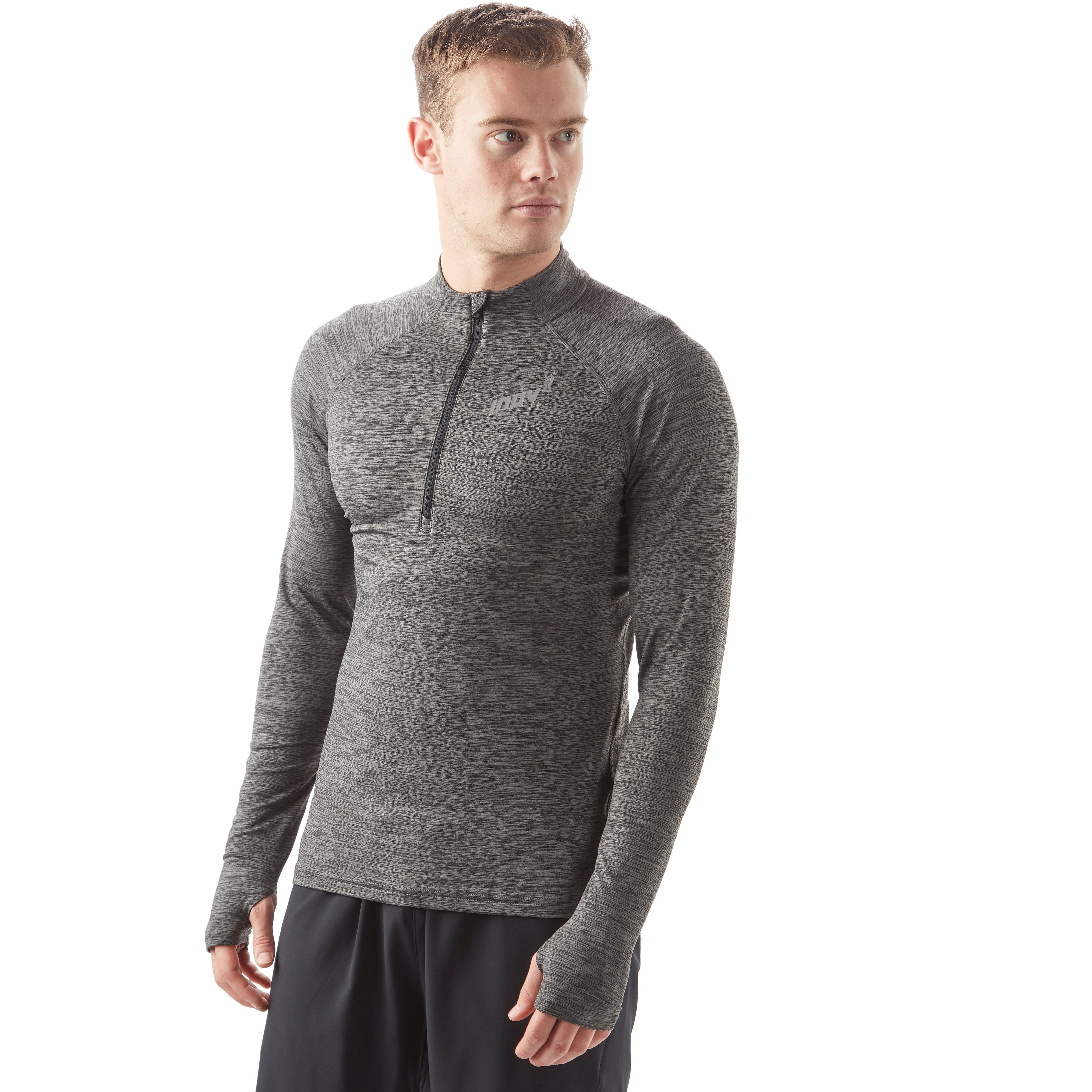Inov-8 AT/C Long Sleeve ½ Zip Mid Layer Men's Top