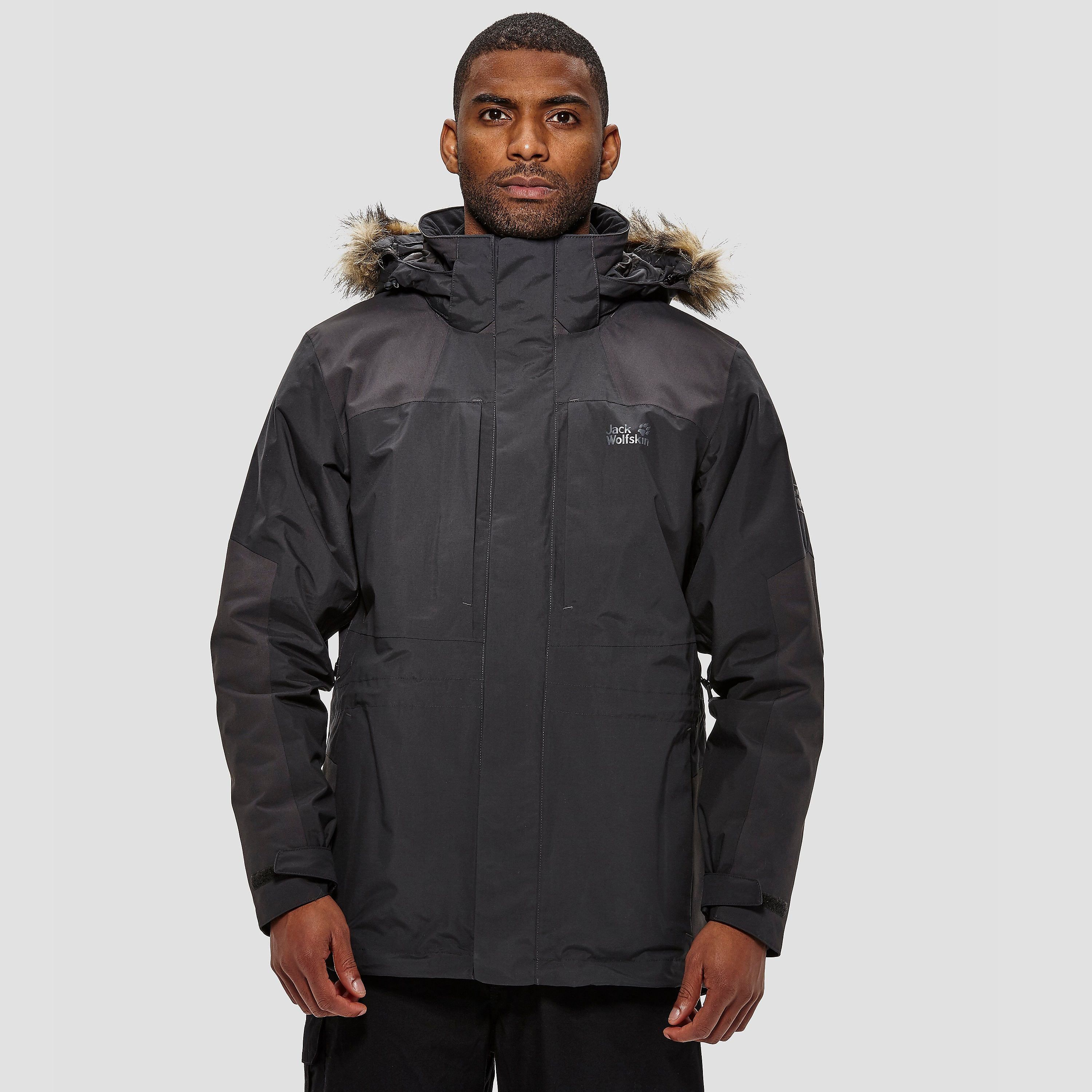 Jack Wolfskin THORVALD 3-in-1 Men's Jacket