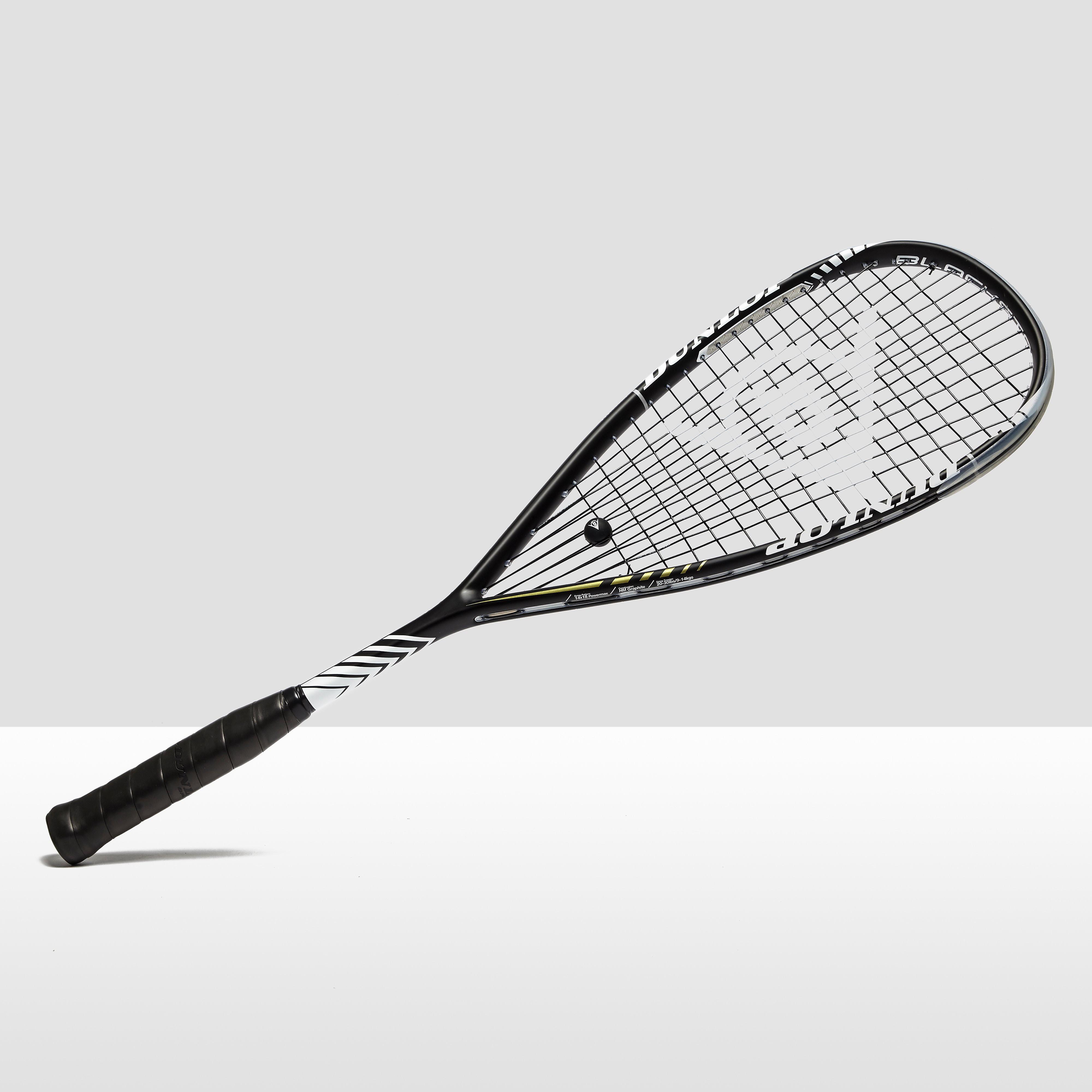 Dunlop Blackstorm Titanium 2.0 Squash Racket