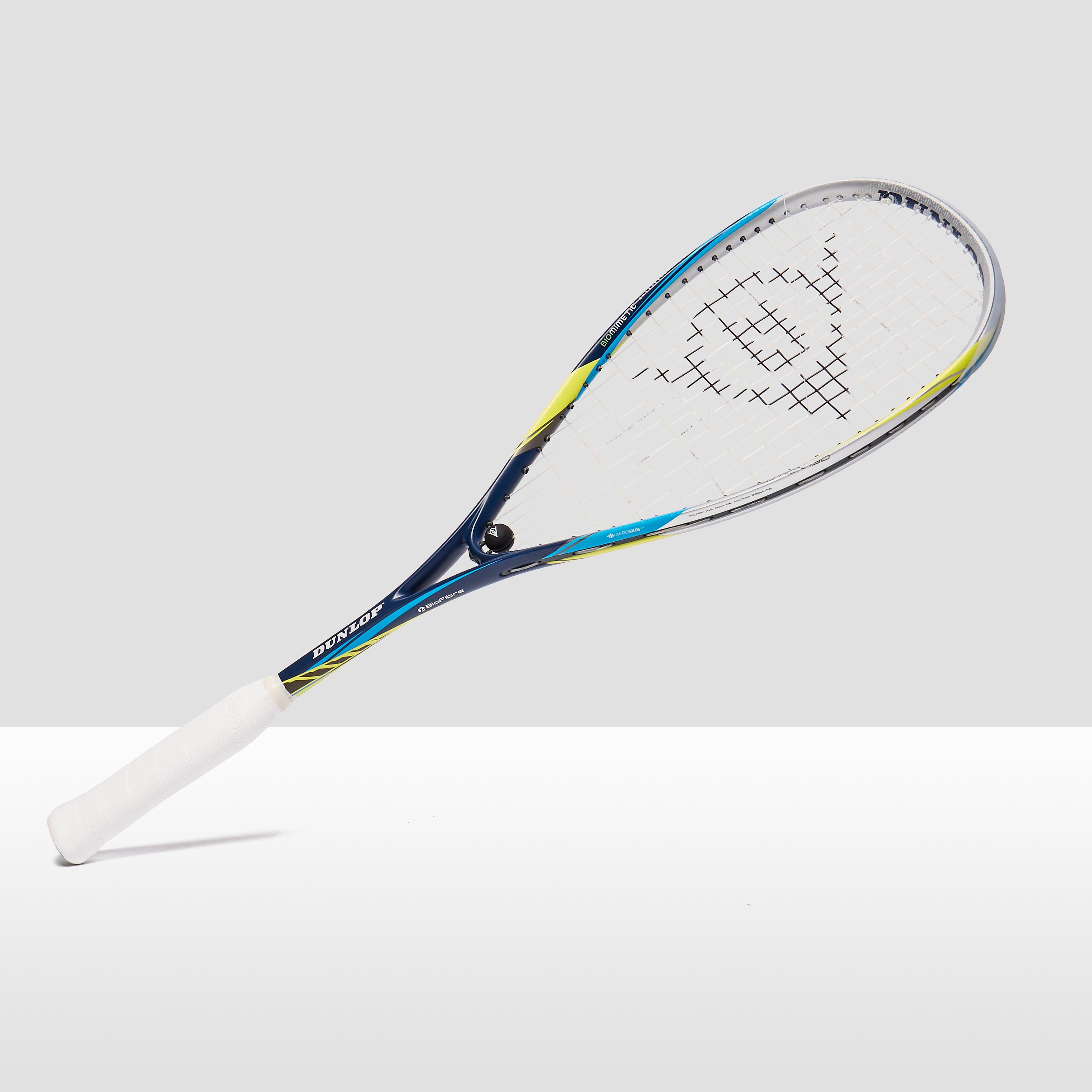 Dunlop Biomimetic Evolution 130 Squash Racket