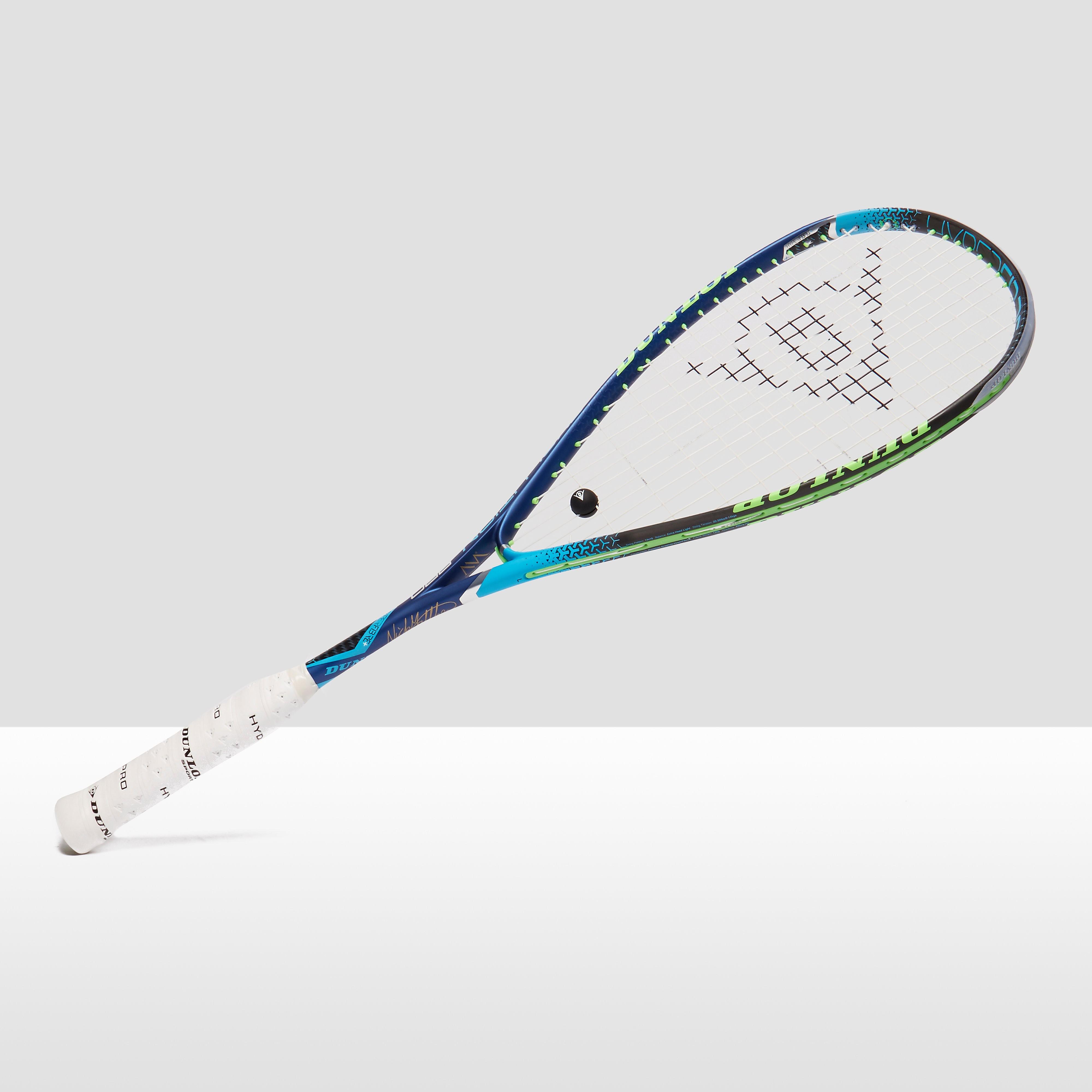 Dunlop Hyperfibre+ Evoluton Pro Squash Racket