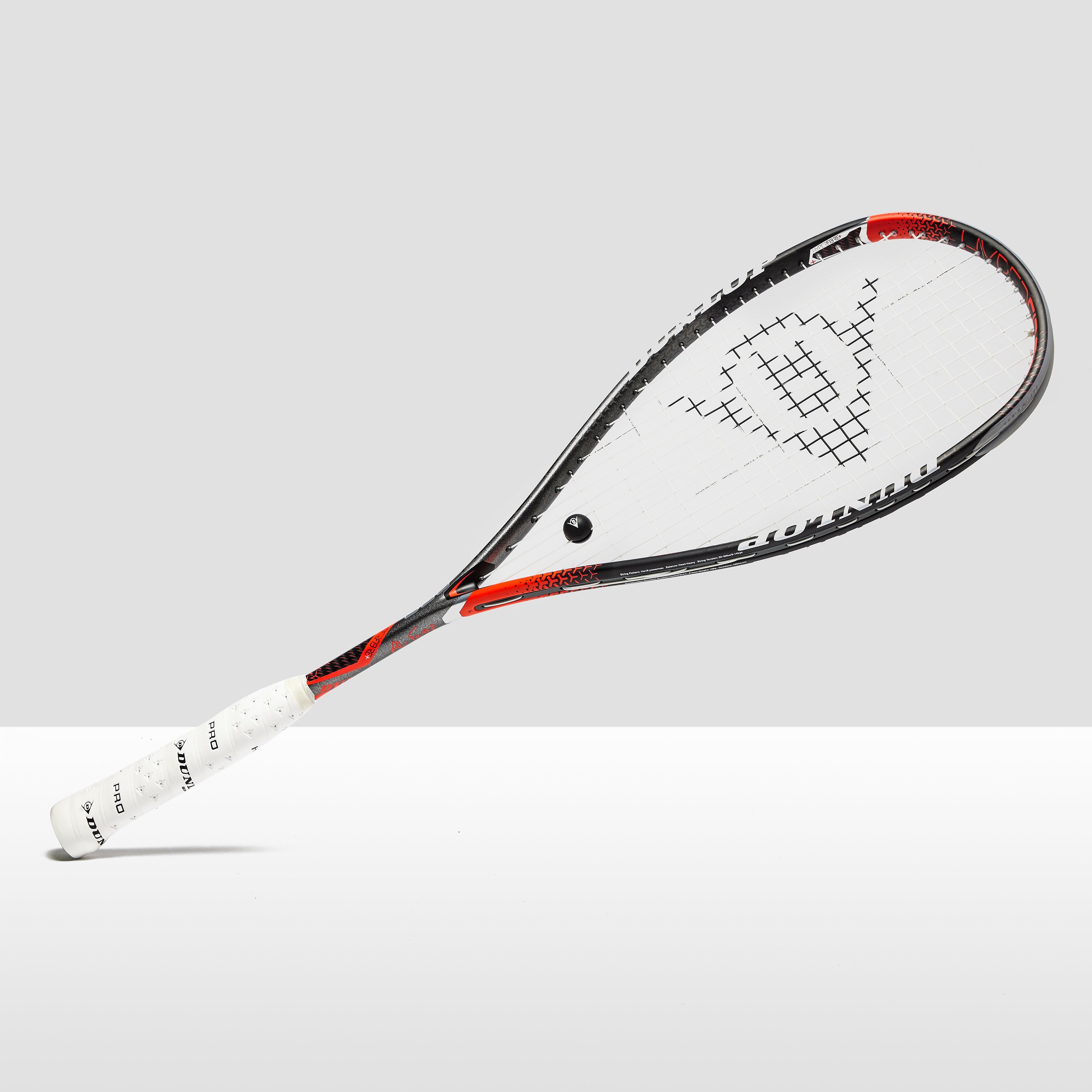 Dunlop Hyperfibre+ Revelation Pro Squash Racket Ali Farag