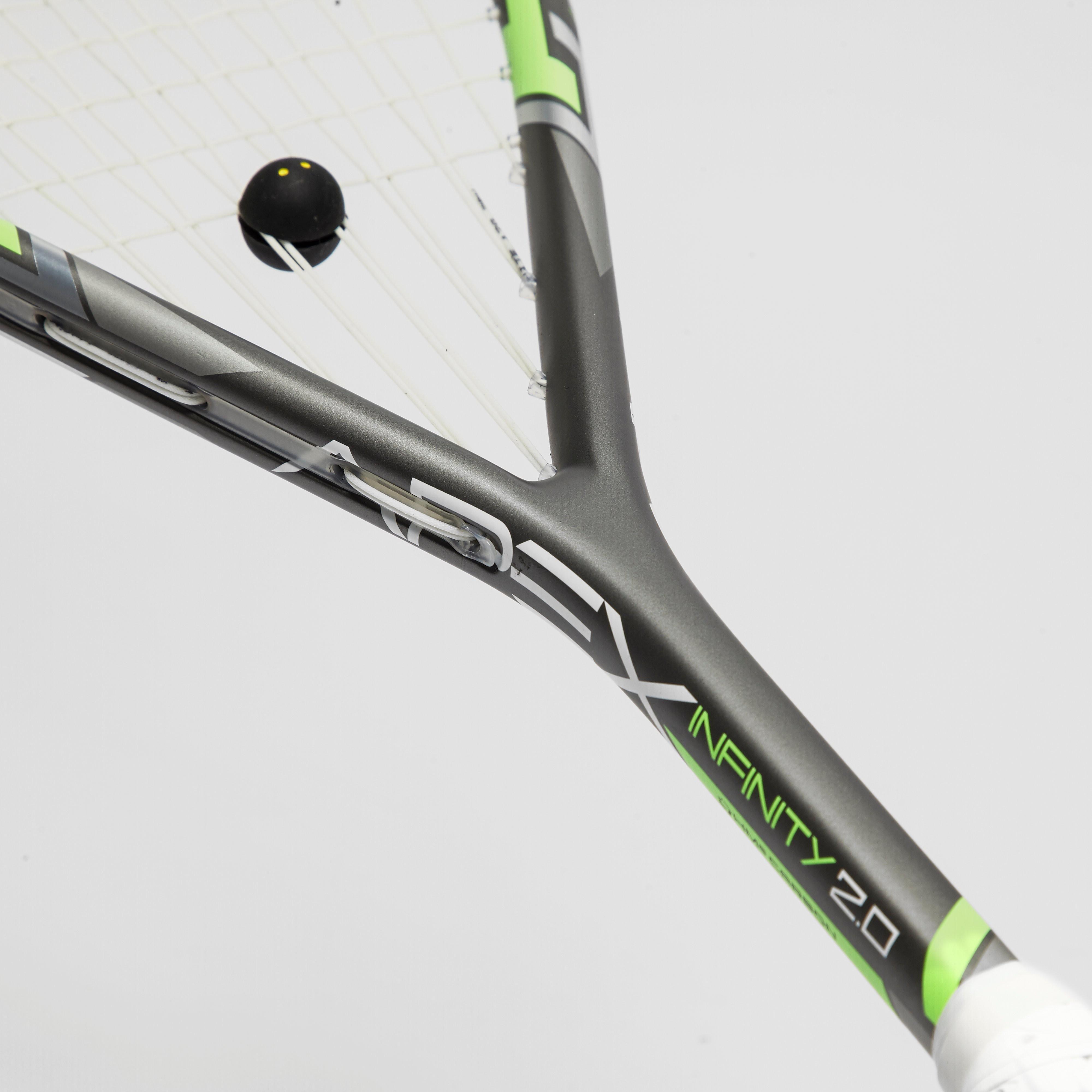 Dunlop APEX INFINITY 2.0 SQUASH RACKET