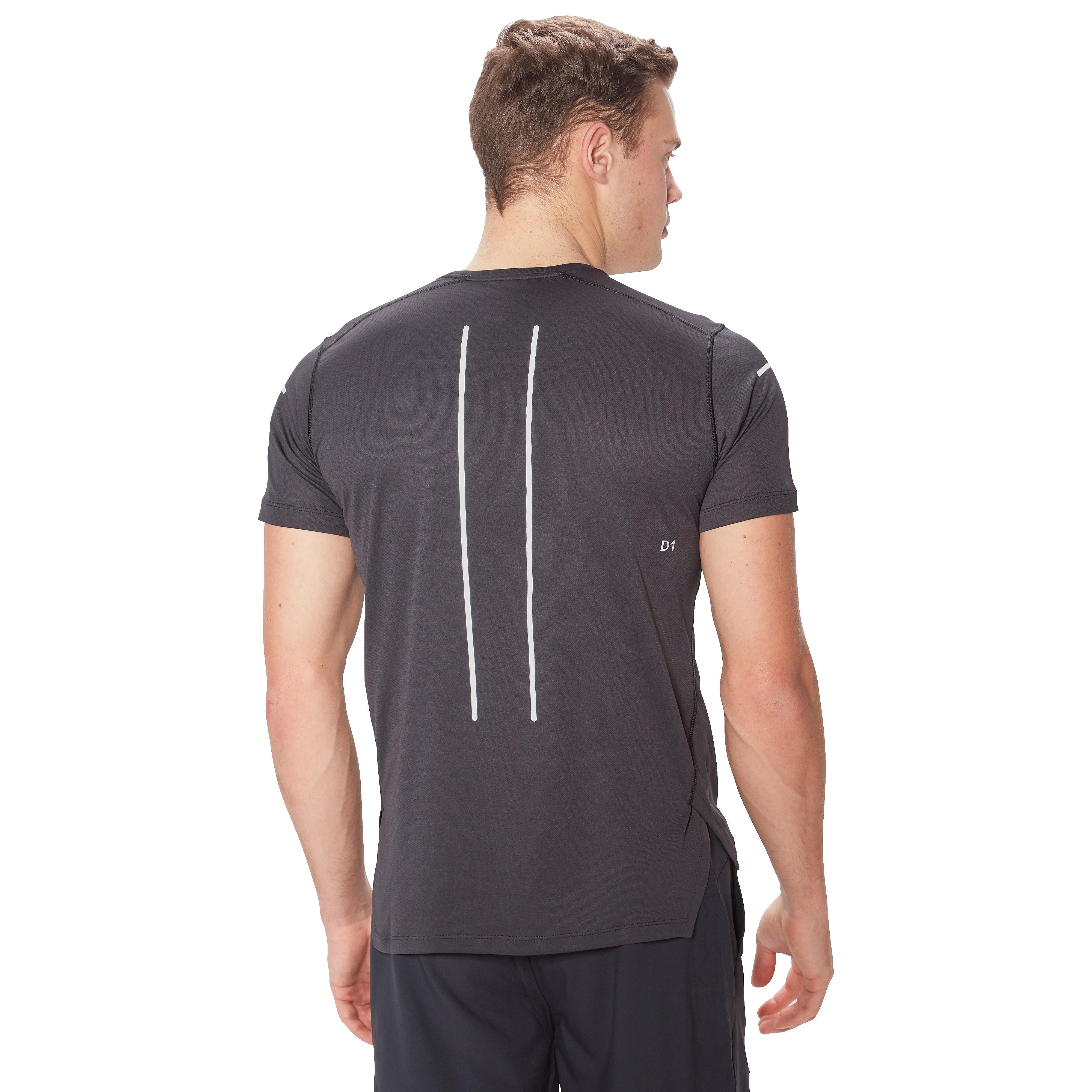 ASICS Lite-Show Short Sleeve Men's Running Top
