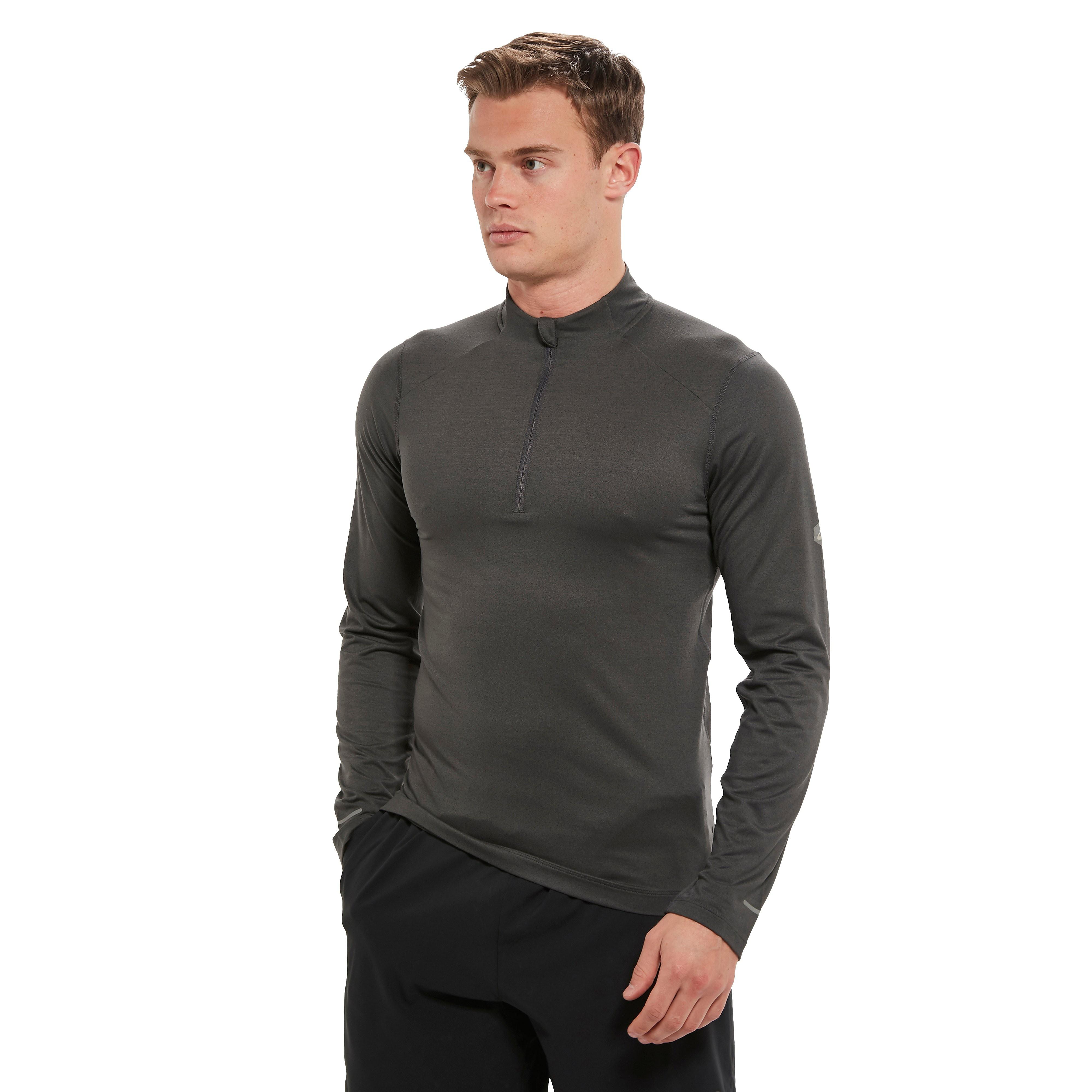 ASICS Long Sleeve 1/2 Zip Men's Jersey