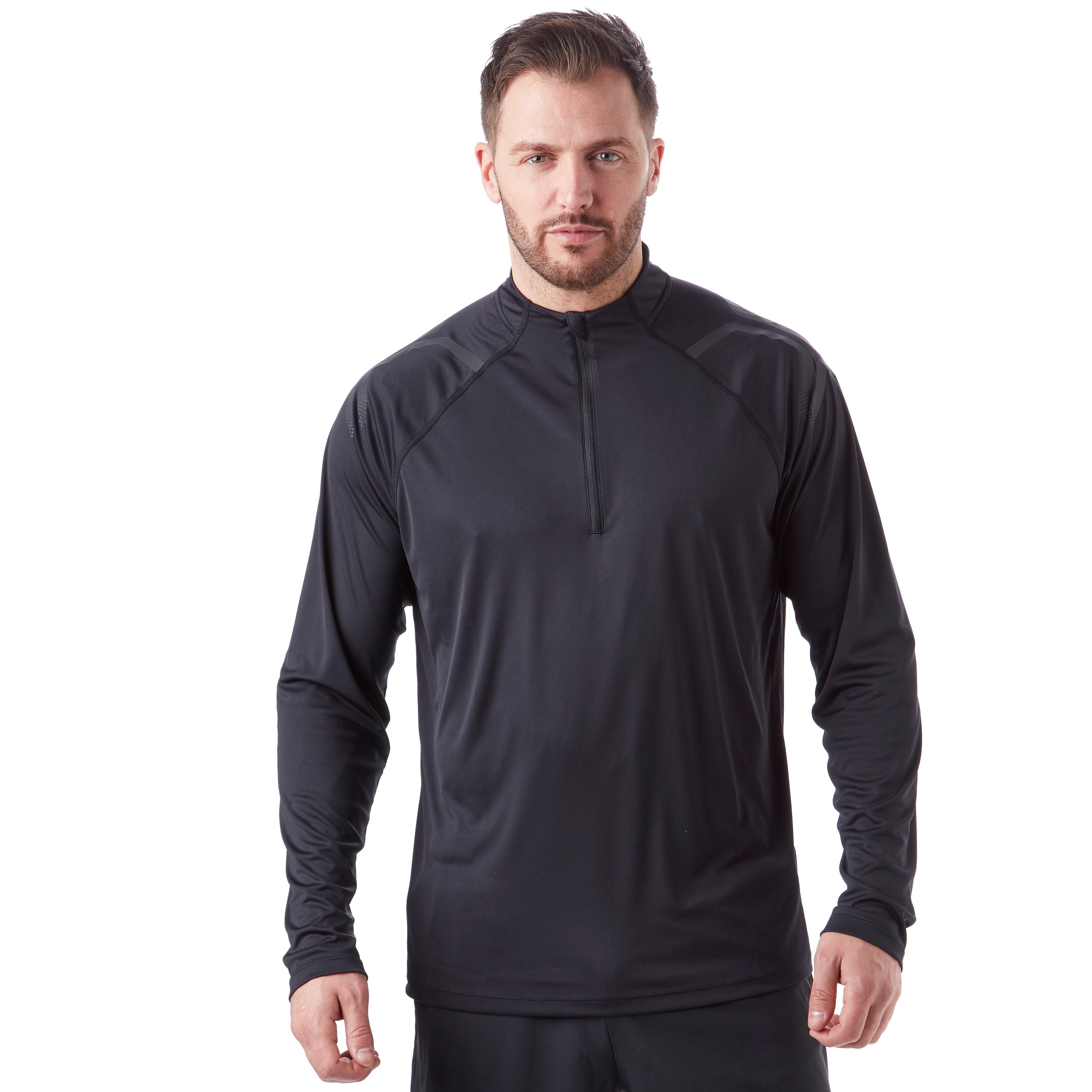ASICS Icon ½ Zip Long Sleeved Men's Running Top