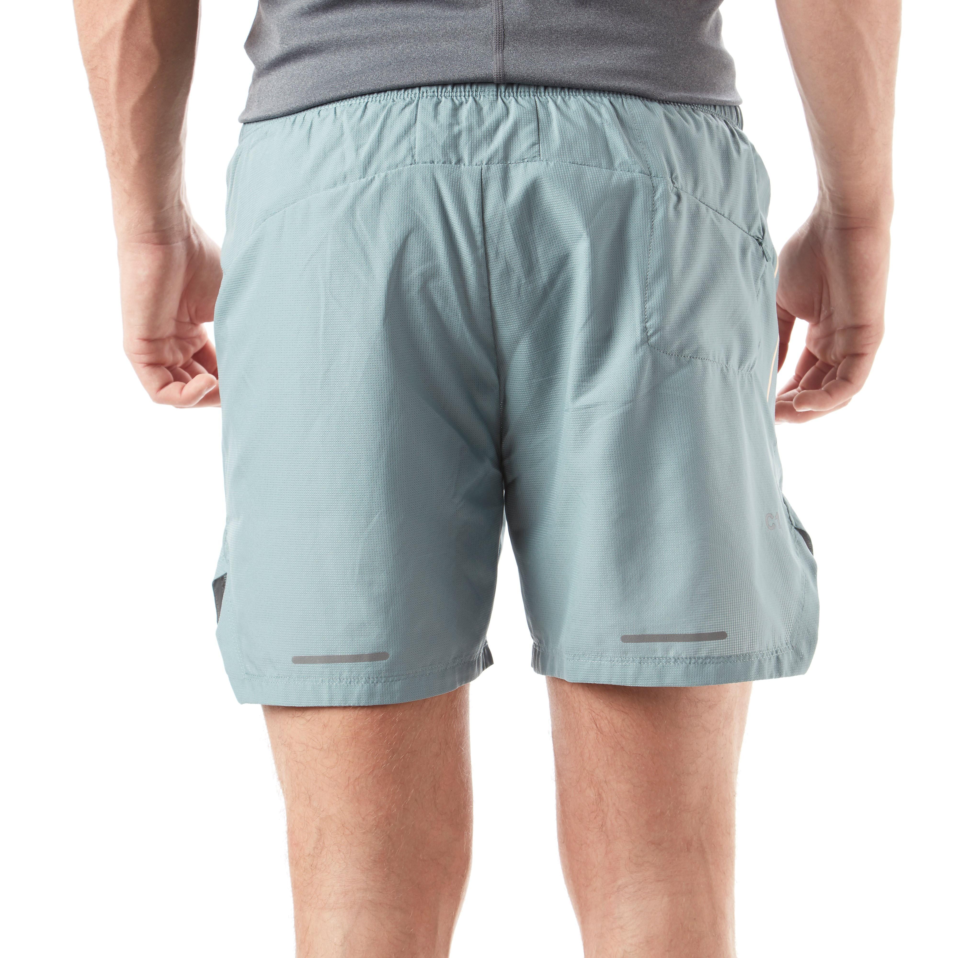 "Asics Cool 2in1 5"" Men's Running Shorts"