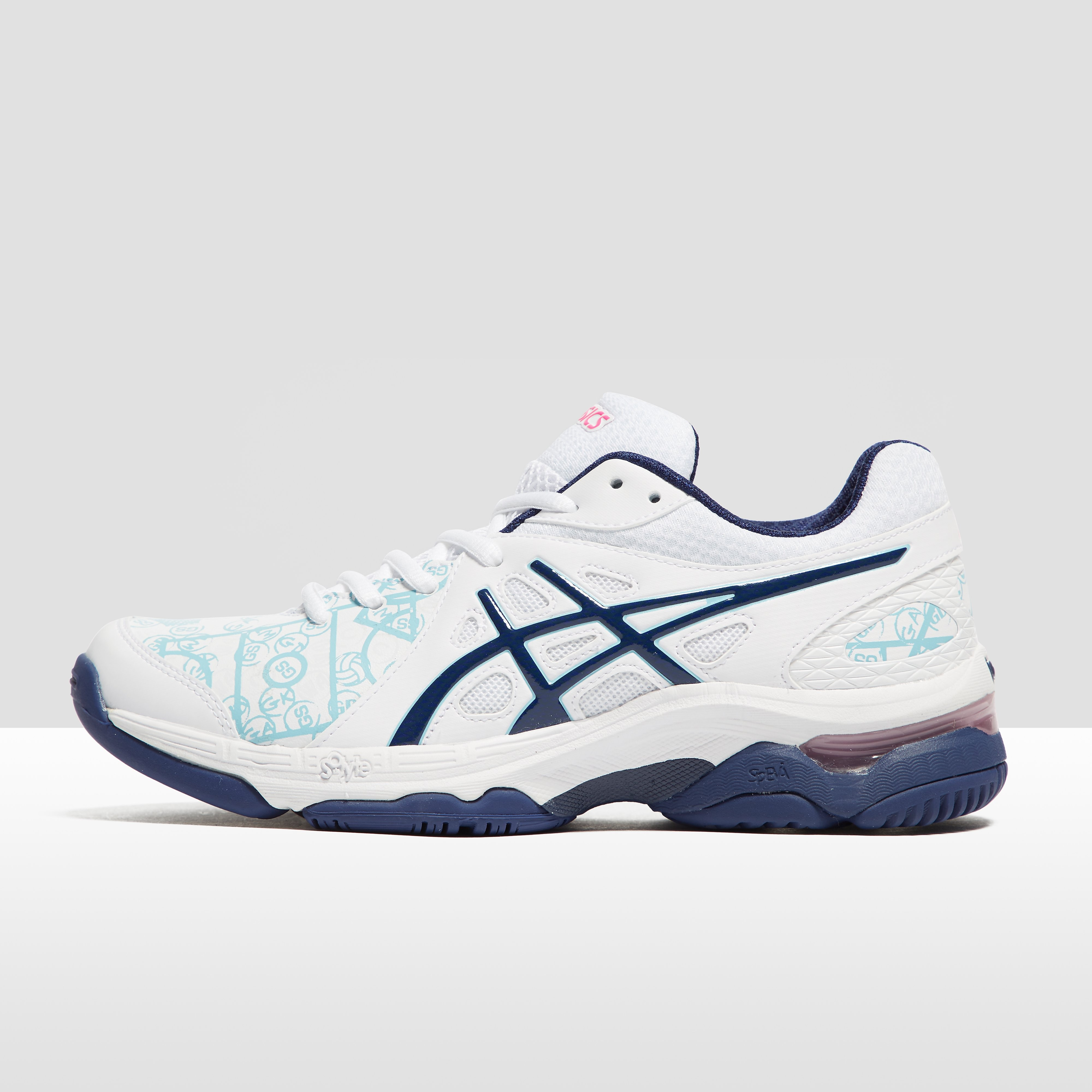 ASICS GEL-NETBURNER ACADEMY 7 WOMEN'S NETBALL SHOES