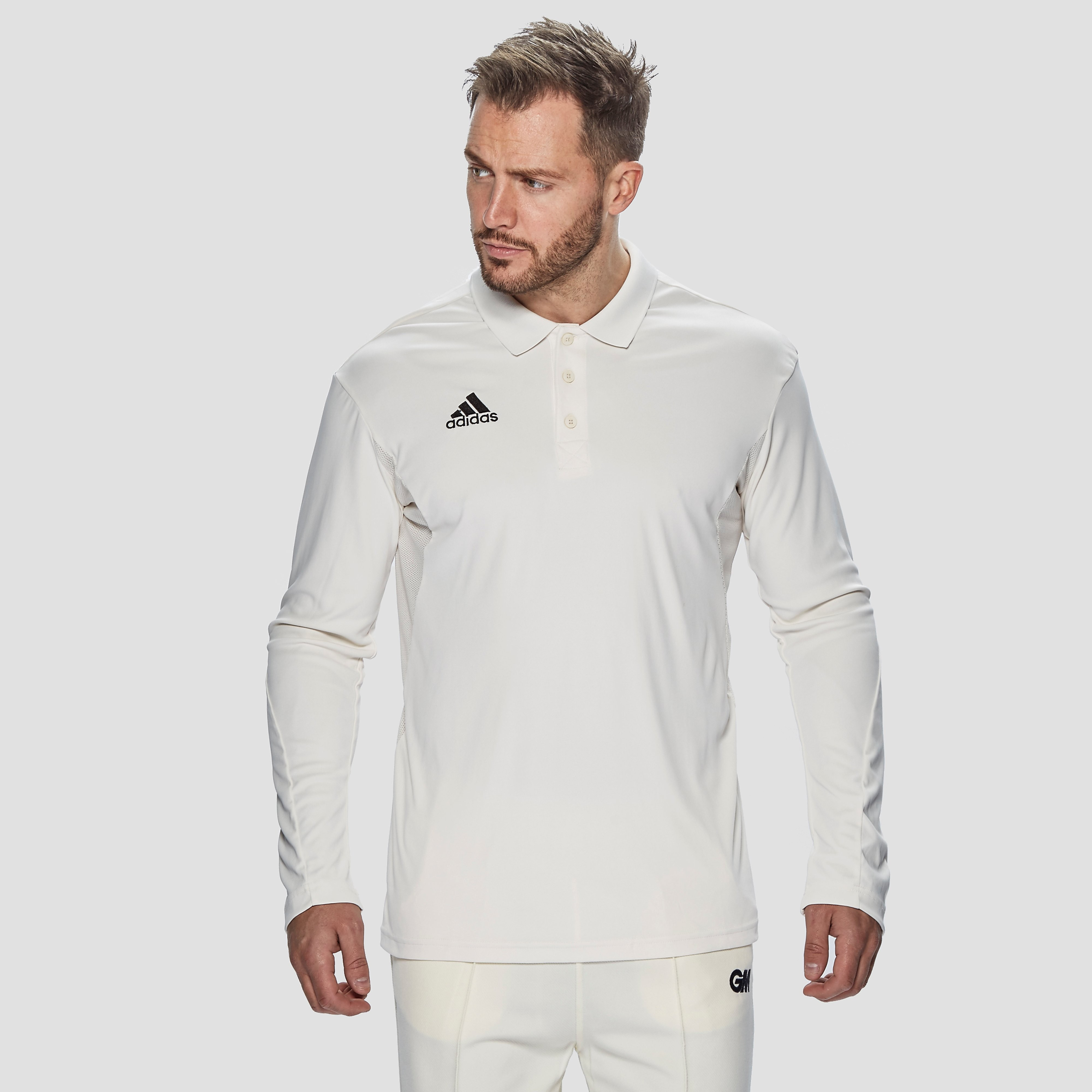 adidas Howzat Long Sleeve Men's Playing Shirt