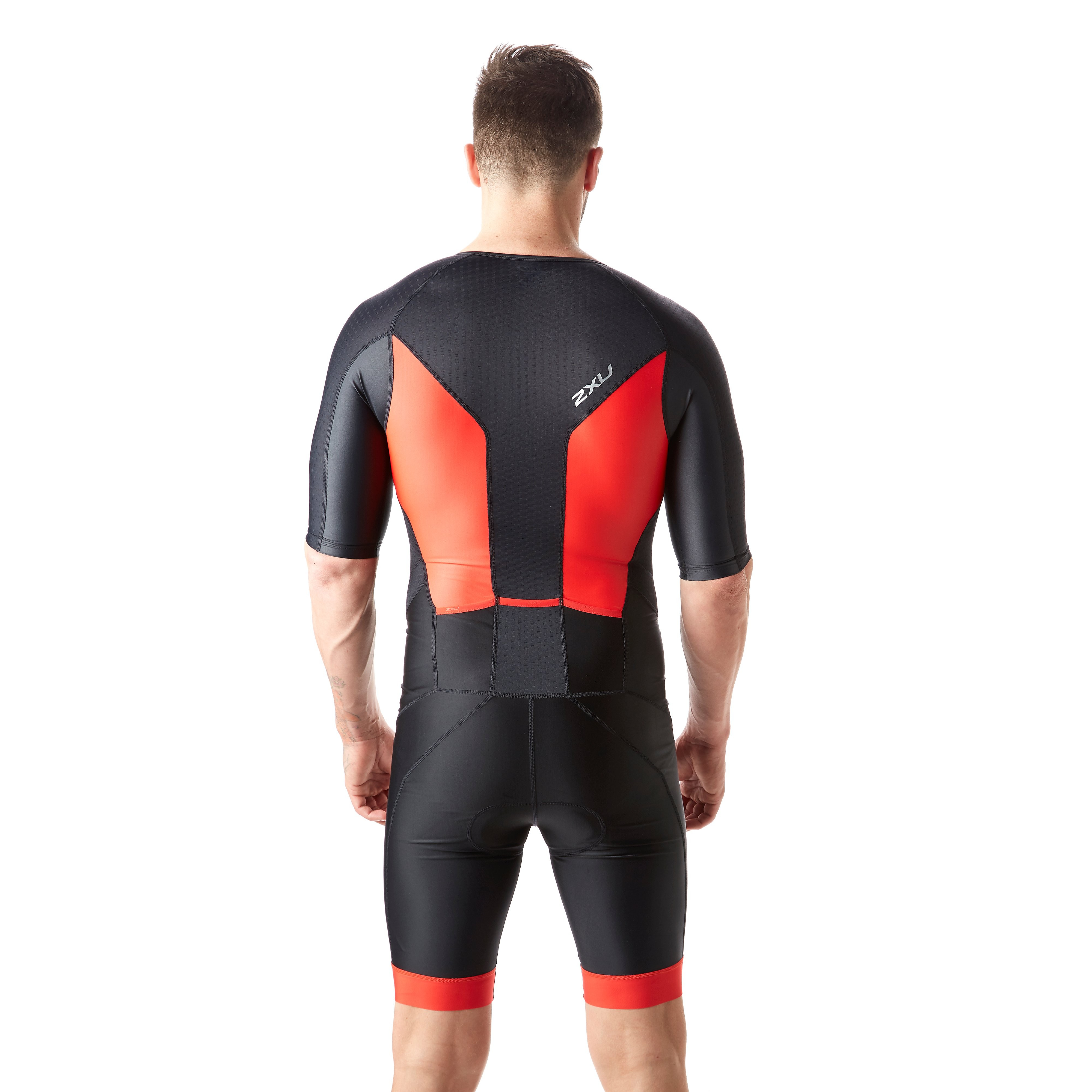 2XU Perform Full Zip Sleeved Men's Trisuit