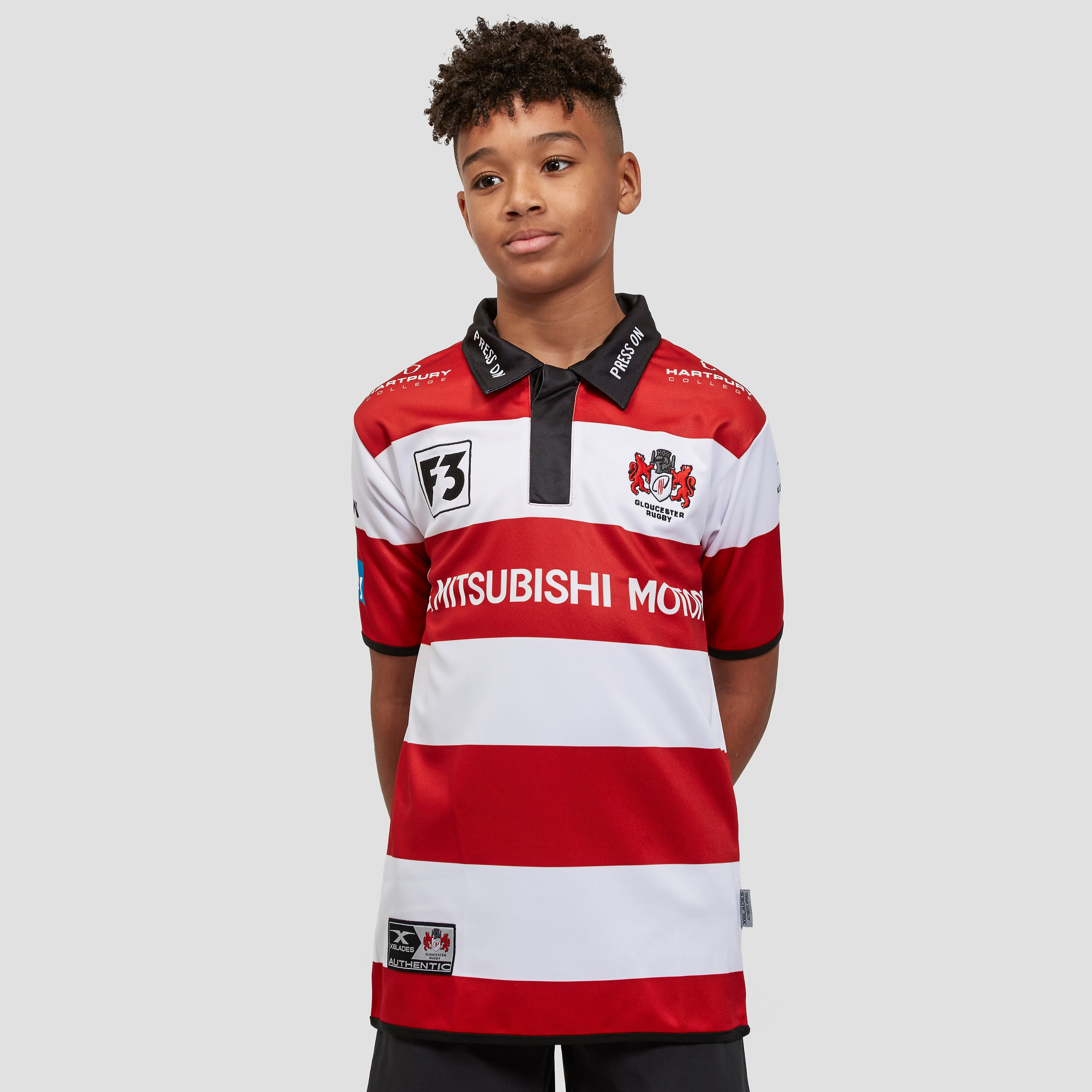 X Blades Junior Gloucester 2017/18 Supporters Home Shirt
