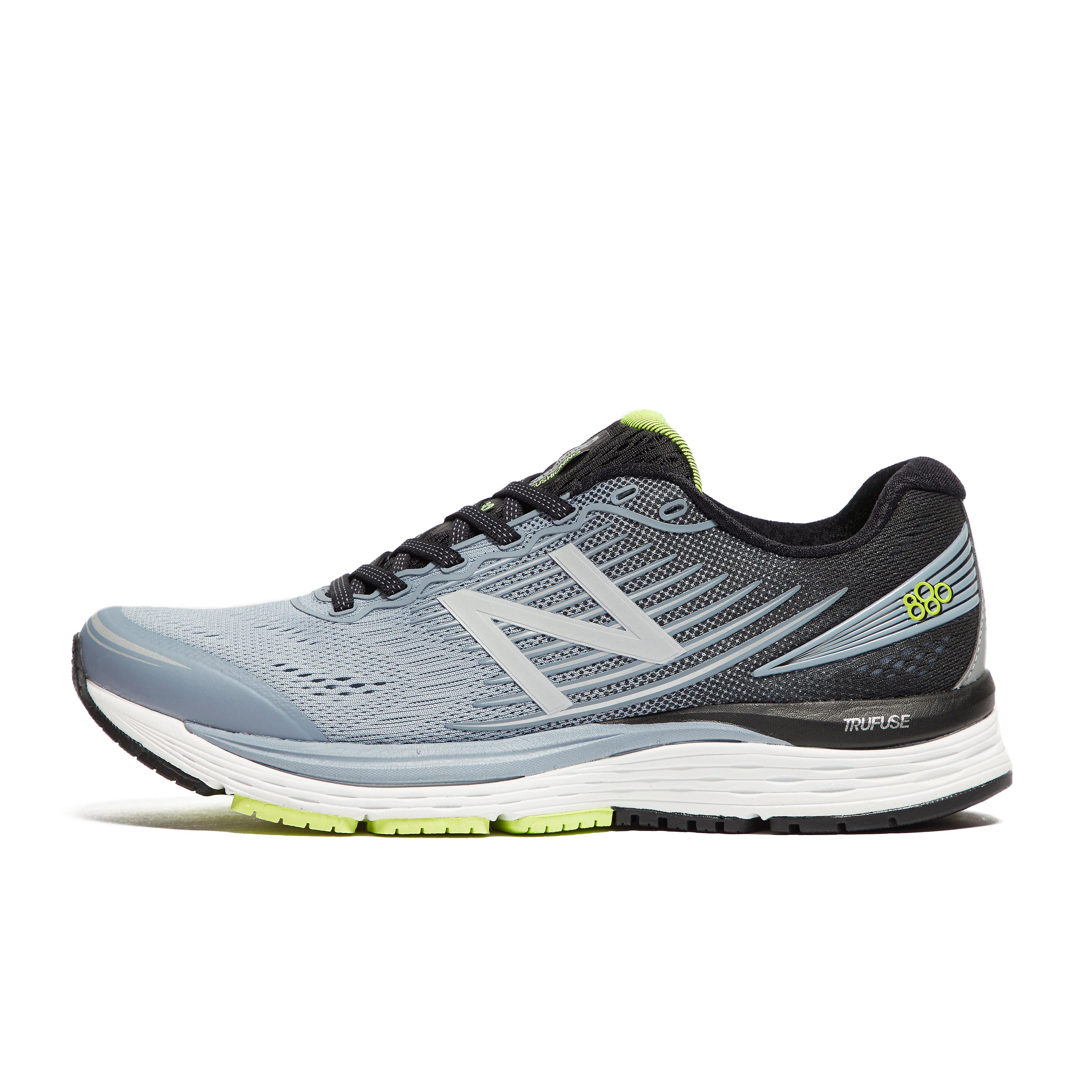 Men's New Balance 880v7 Running Shoes - Grey, Grey